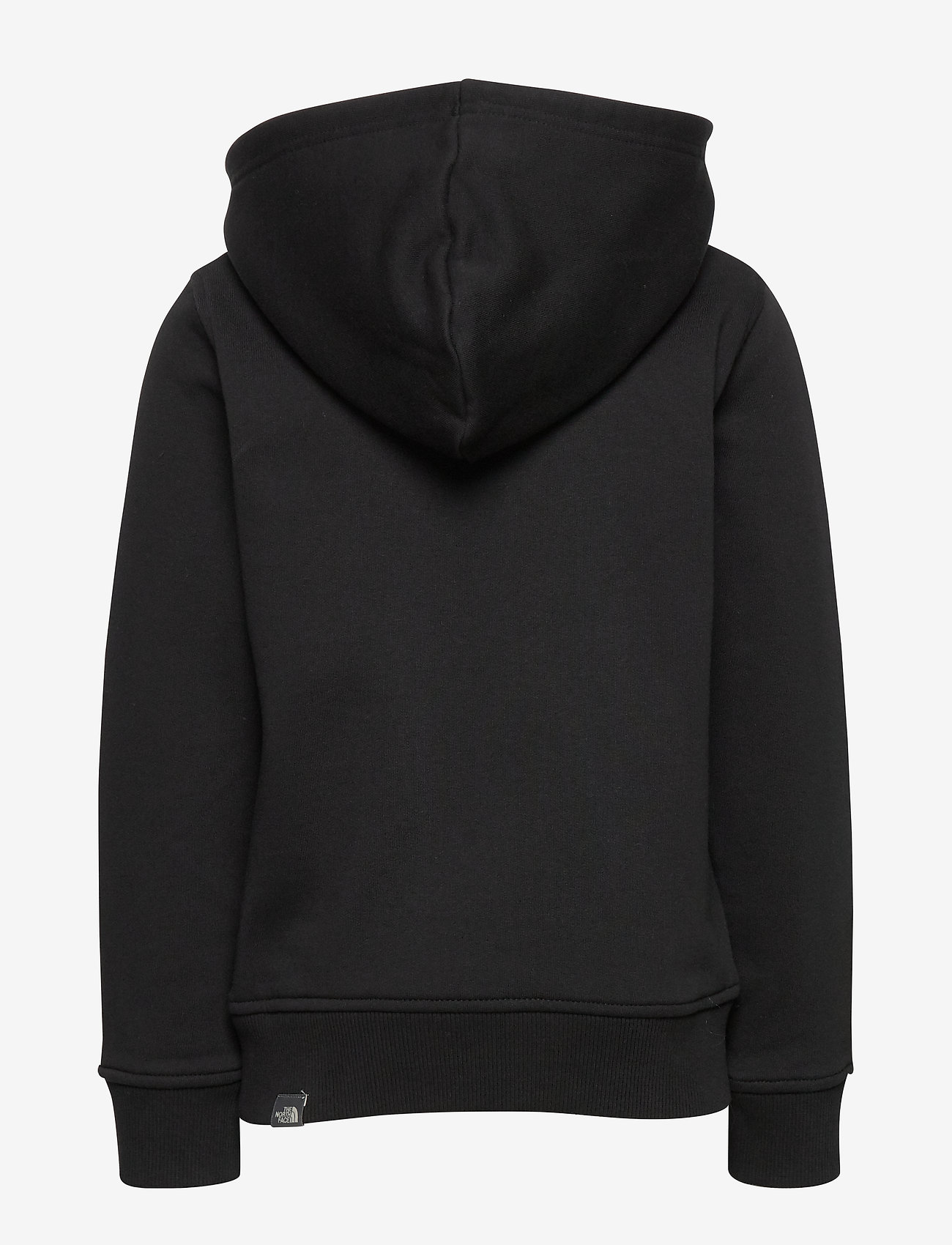 The North Face - Y DREW PEAK P/O HD - kapuzenpullover - tnf black-tnf black - 1