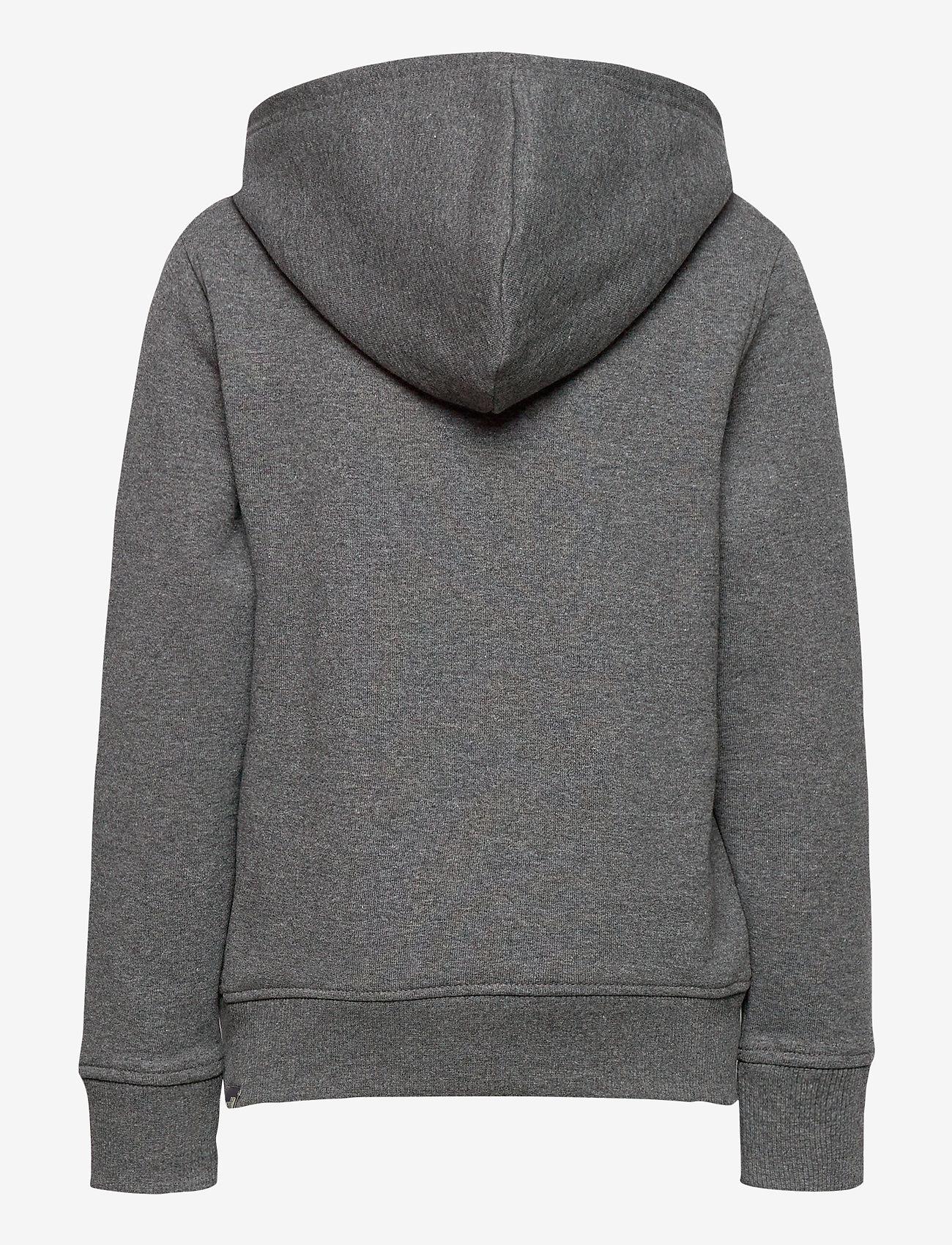 The North Face - Y DREW PEAK P/O HD - hoodies - tnf medium grey heather - 1