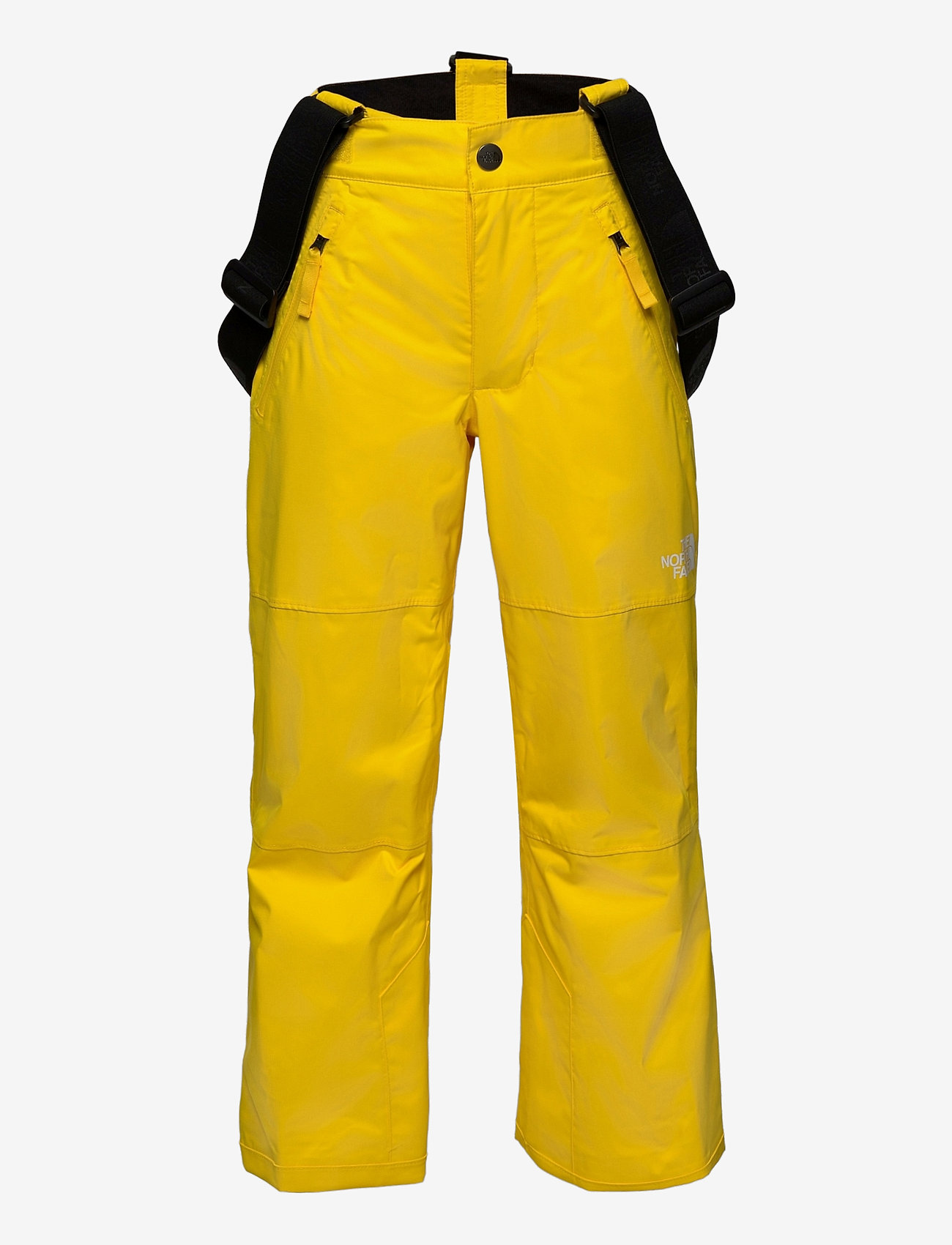 The North Face - Y SNOW SUSP PLUS PNT - skibroeken - lightning yellow - 0