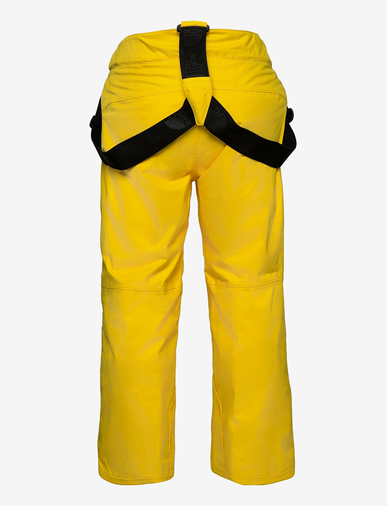 The North Face - Y SNOW SUSP PLUS PNT - skibroeken - lightning yellow - 1