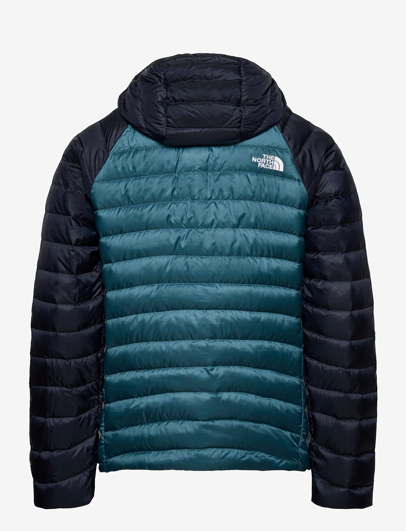 The North Face M TREVAIL HOODIE - Jakker og frakker MALLARD BLUE/URBAN NAVY - Menn Klær