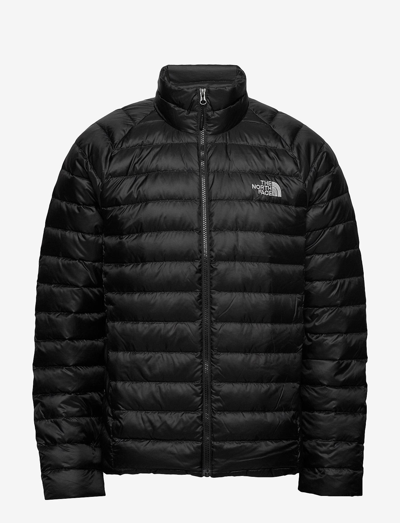 The North Face - M TREVAIL JACKET - vestes matelassées - tnf black-tnf black - 1