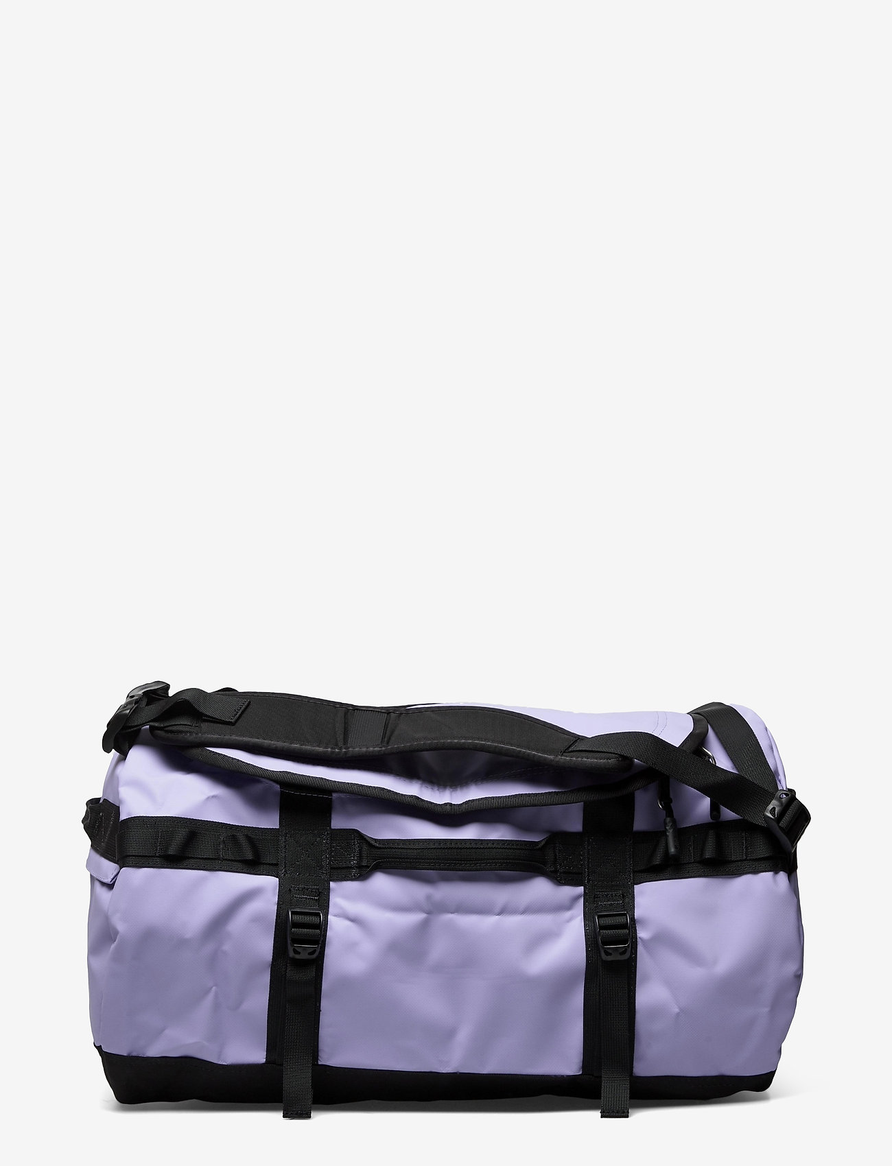 The North Face - BASE CAMP DUFFEL - S - salilaukut - sweet lavender-tnf black - 0