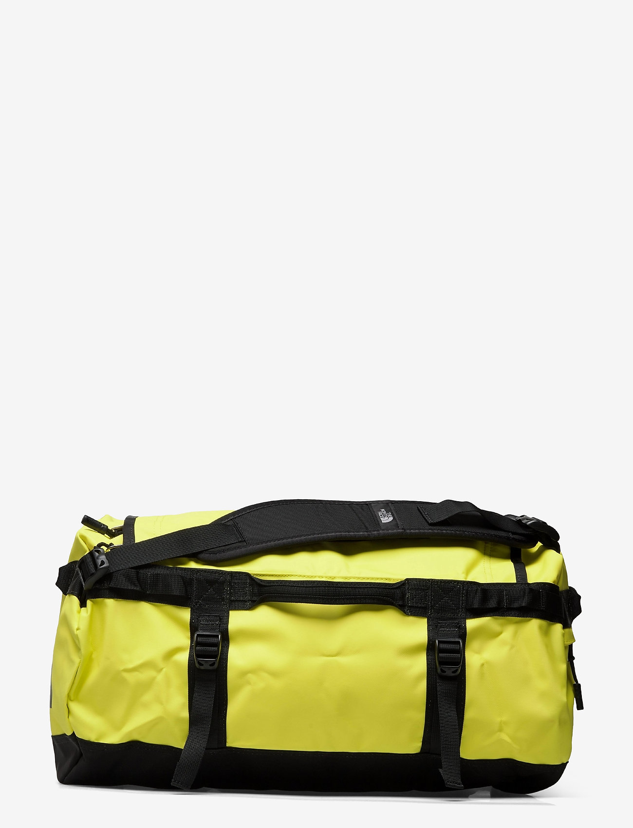The North Face - BASE CAMP DUFFEL - S - salilaukut - sulphur spring green-tnf black - 1