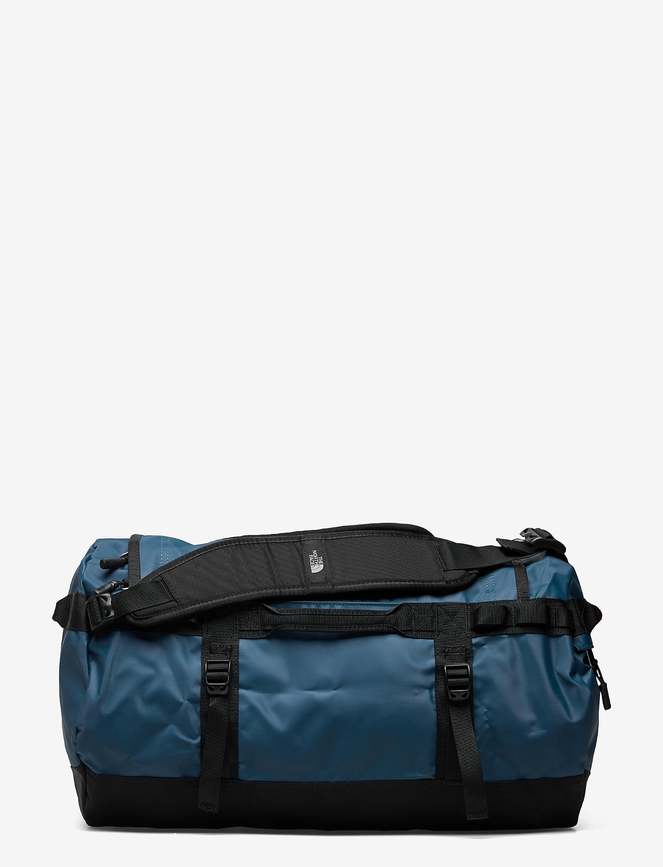 The North Face - BASE CAMP DUFFEL - S - salilaukut - monterey blue-tnf black - 1