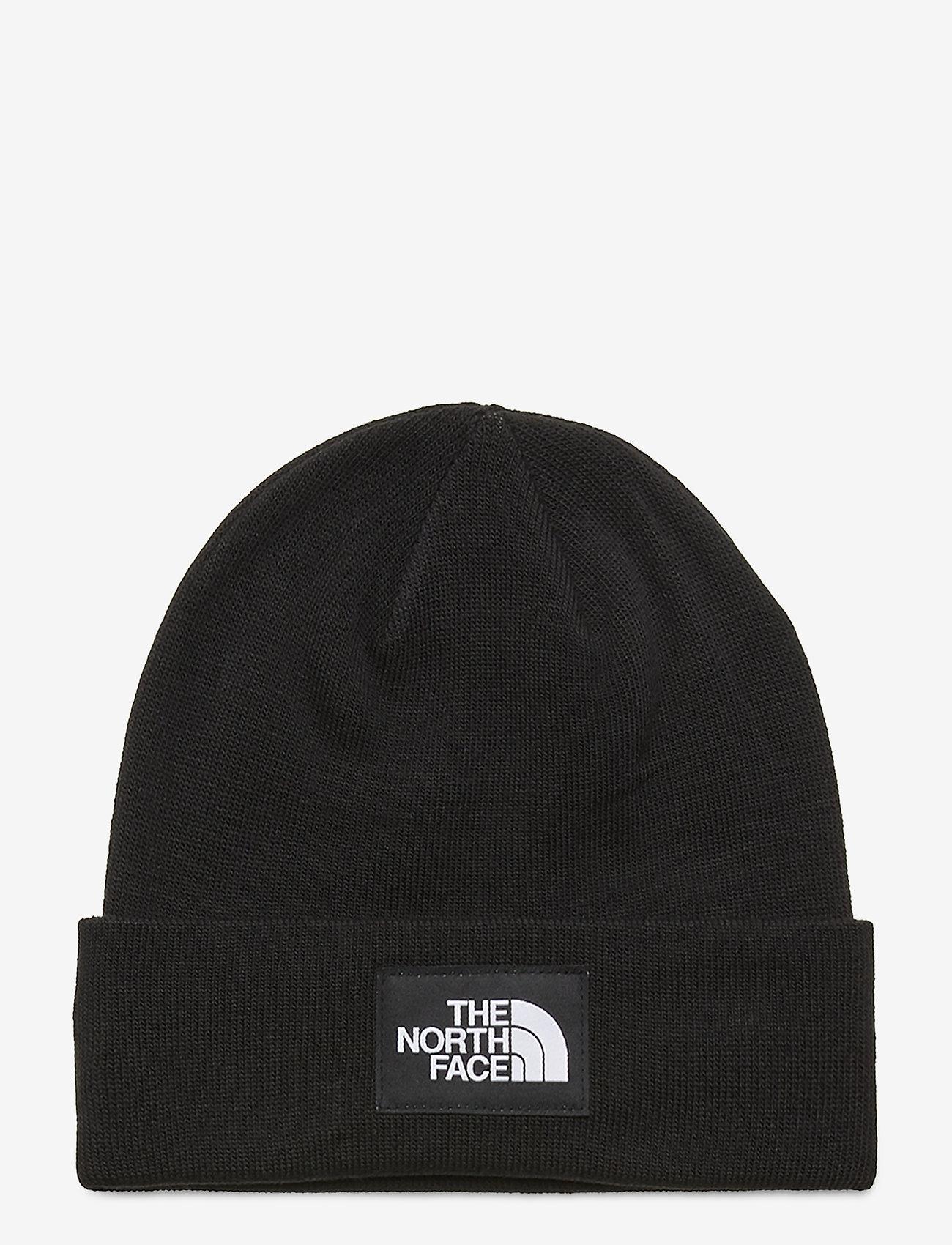 The North Face - DOCKWKR RCYLD BEANIE - bonnet - tnf black - 0