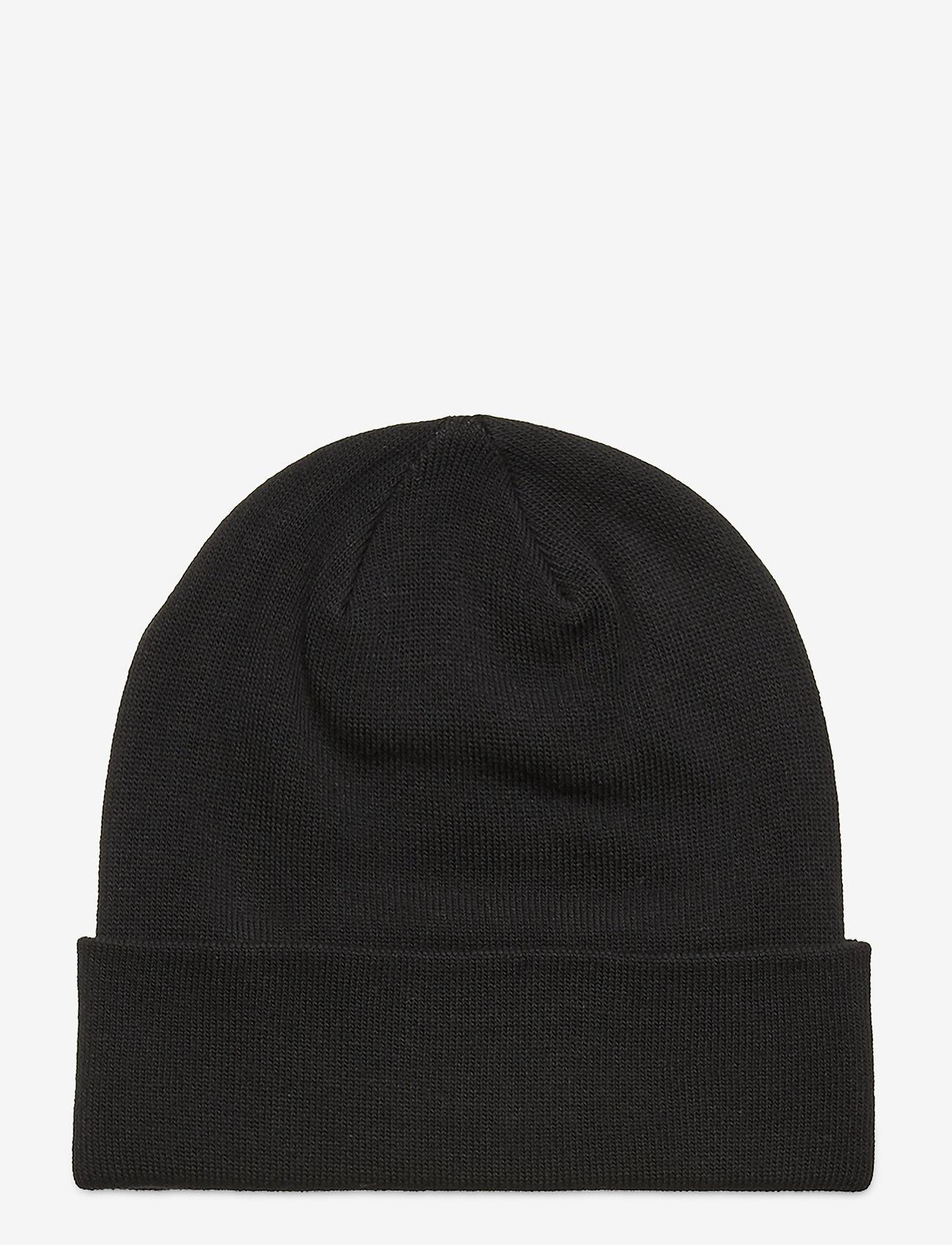 The North Face - DOCKWKR RCYLD BEANIE - bonnet - tnf black - 1