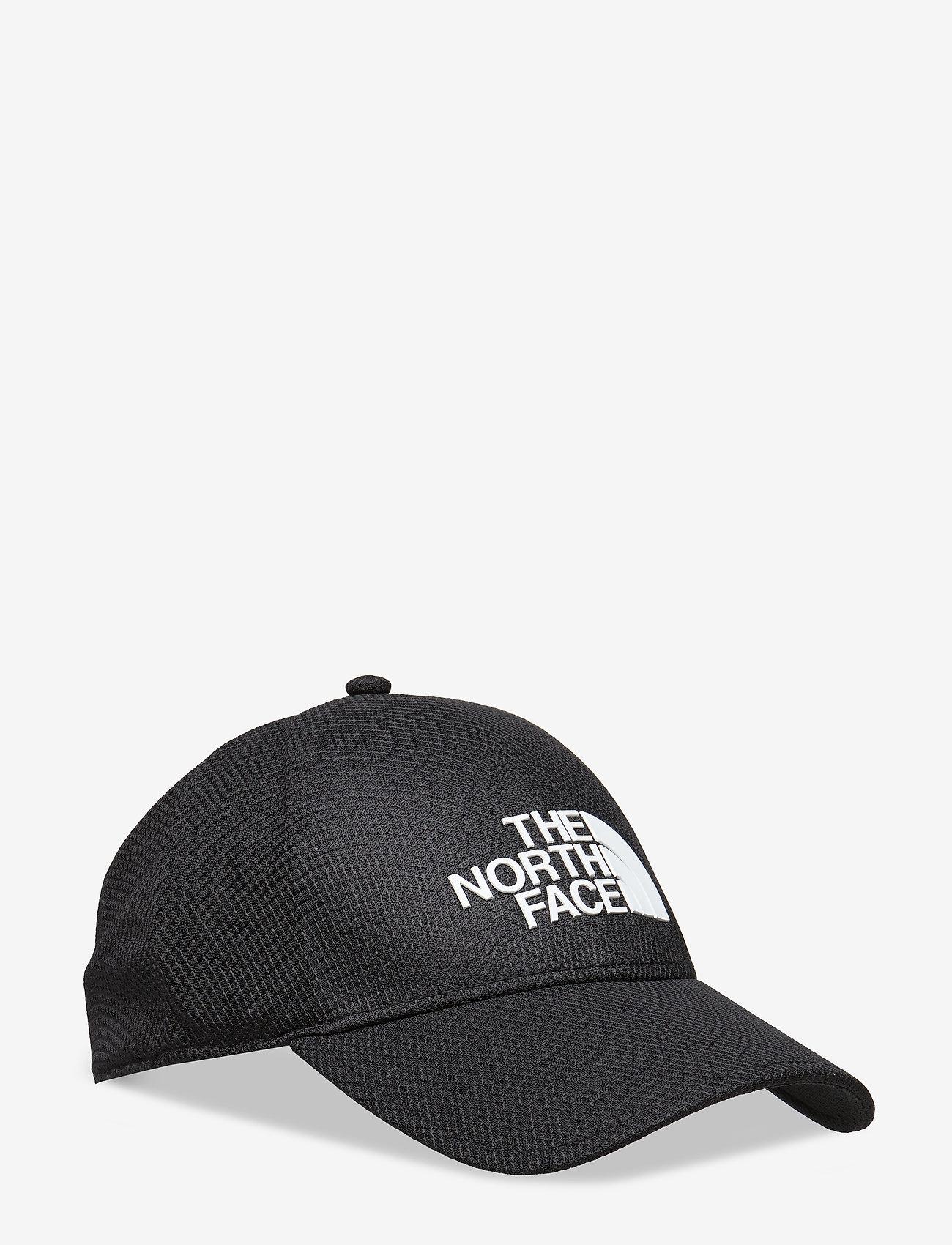 The North Face - TNF 1 TOUCH LITE CAP - caps - tnfblack/tnfwht
