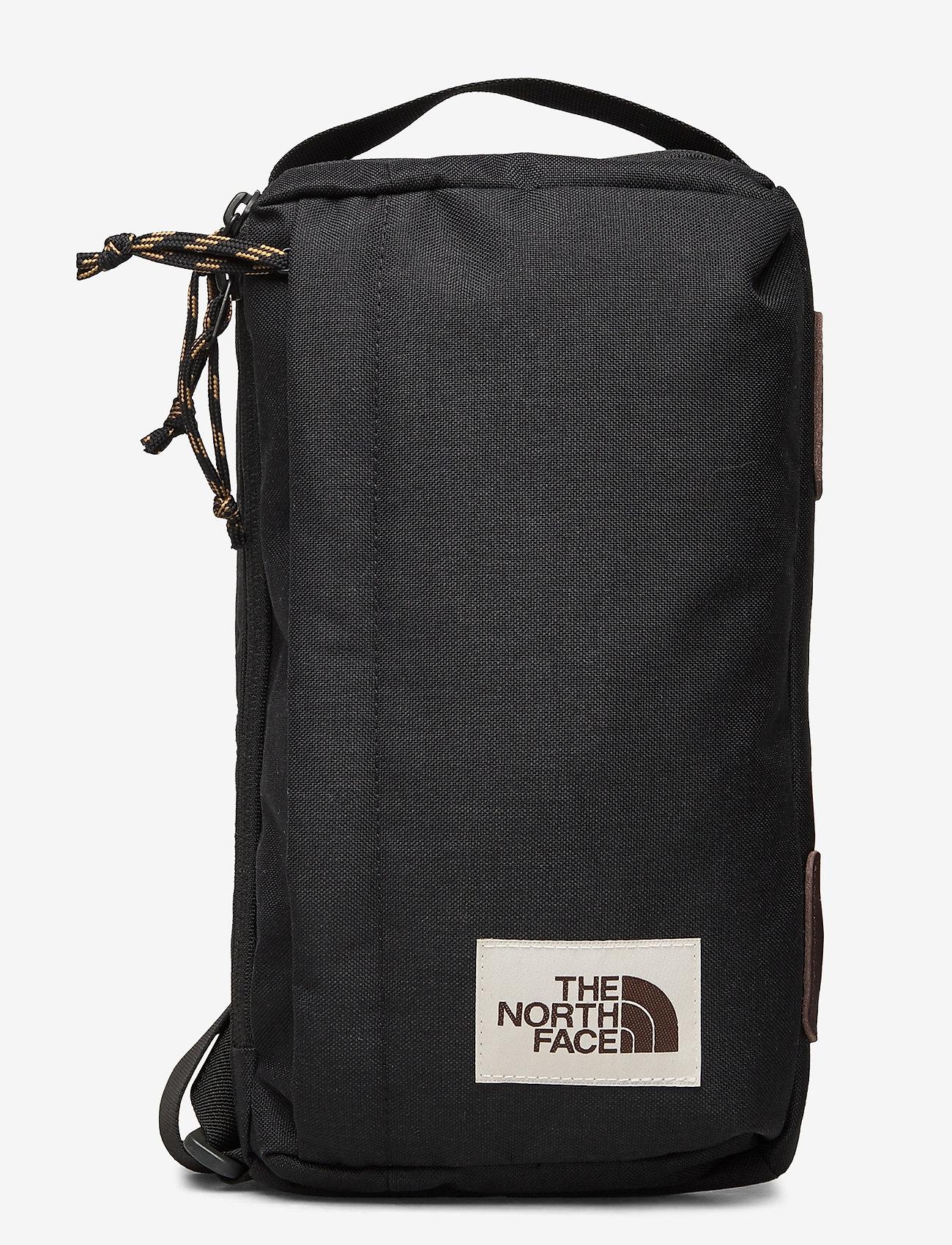 The North Face - FIELD BAG - trainingstassen - tnf black hthr - 0