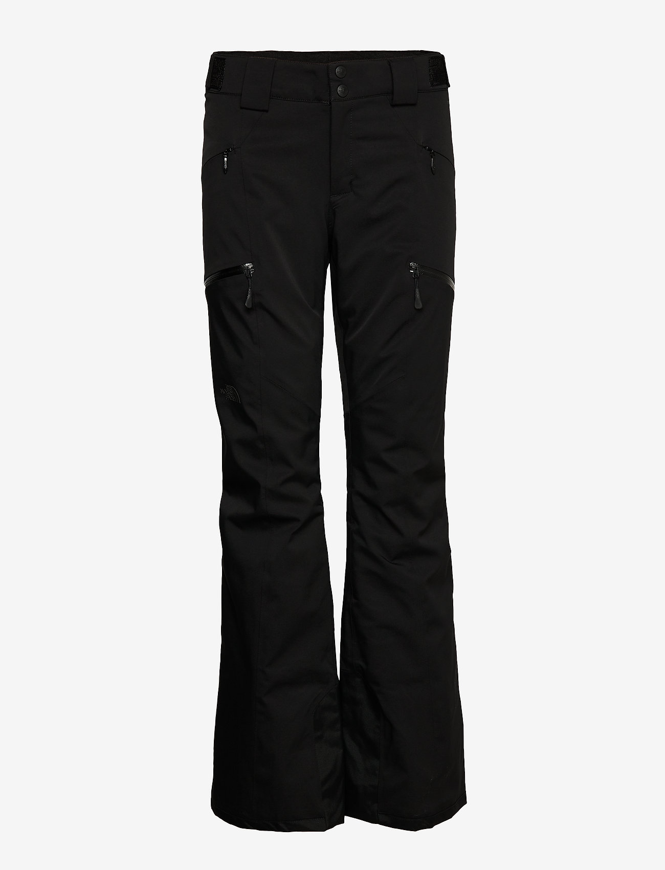 The North Face - W LENADO PANT FIERY RED - insulated pants - tnf black - 0