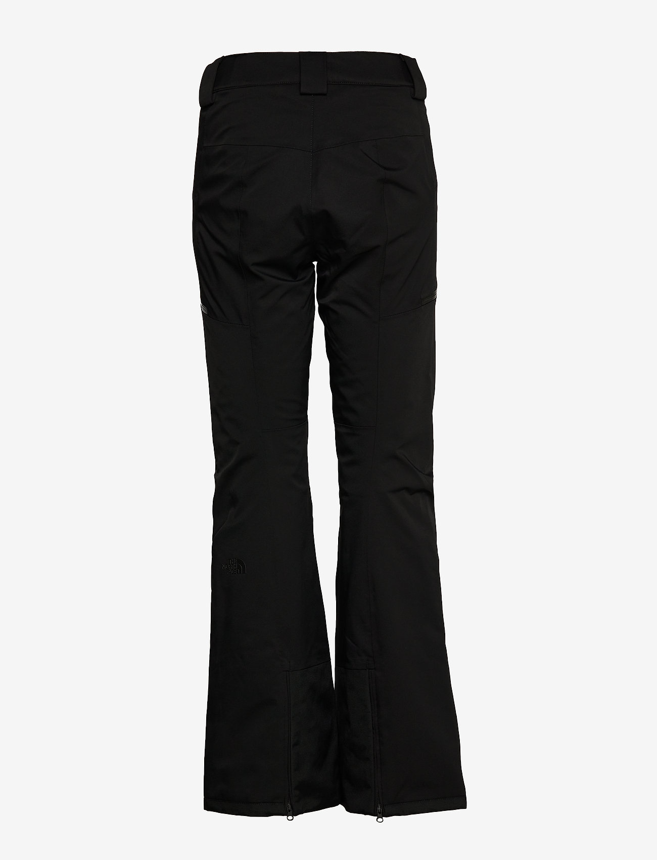 The North Face - W LENADO PANT FIERY RED - insulated pants - tnf black - 1