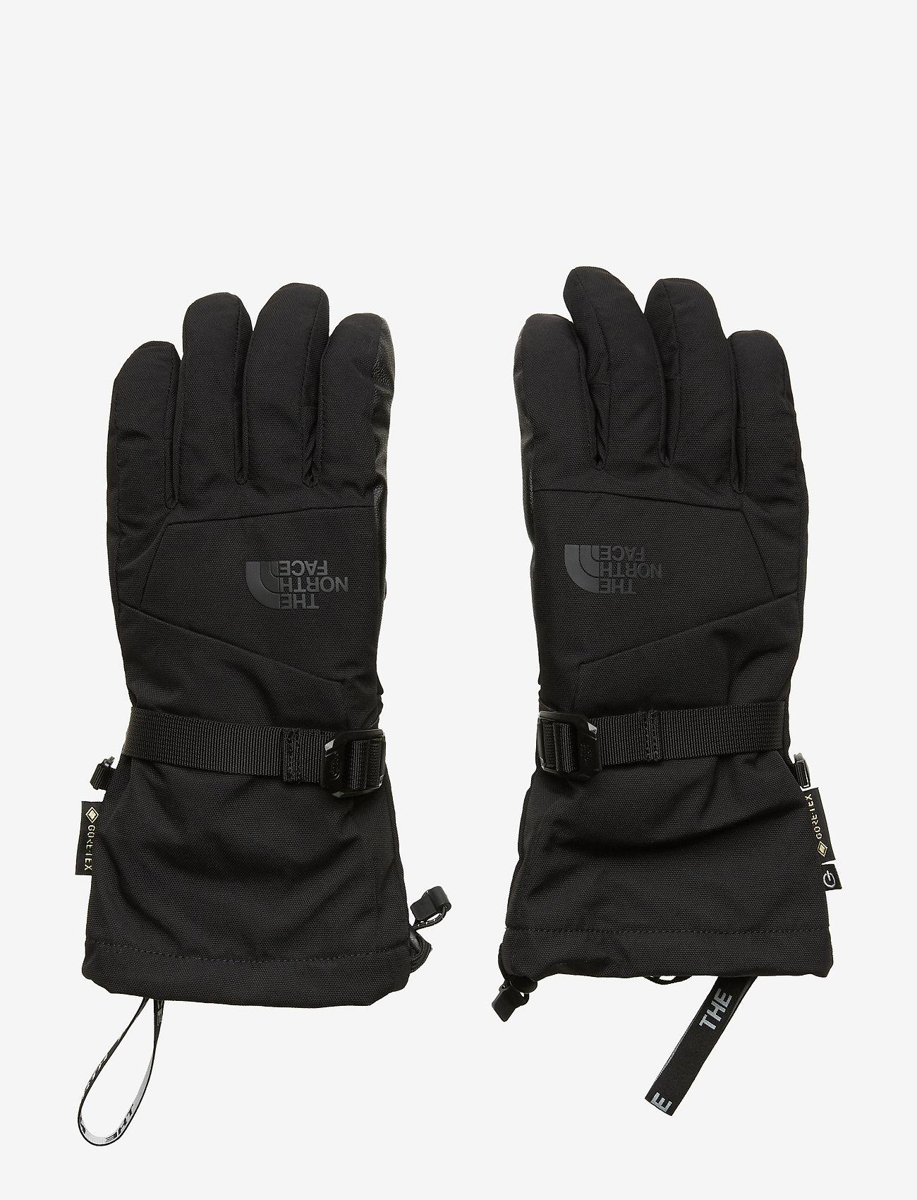 The North Face - M MONTANA ETIP GTX G - accessories - tnf black - 0
