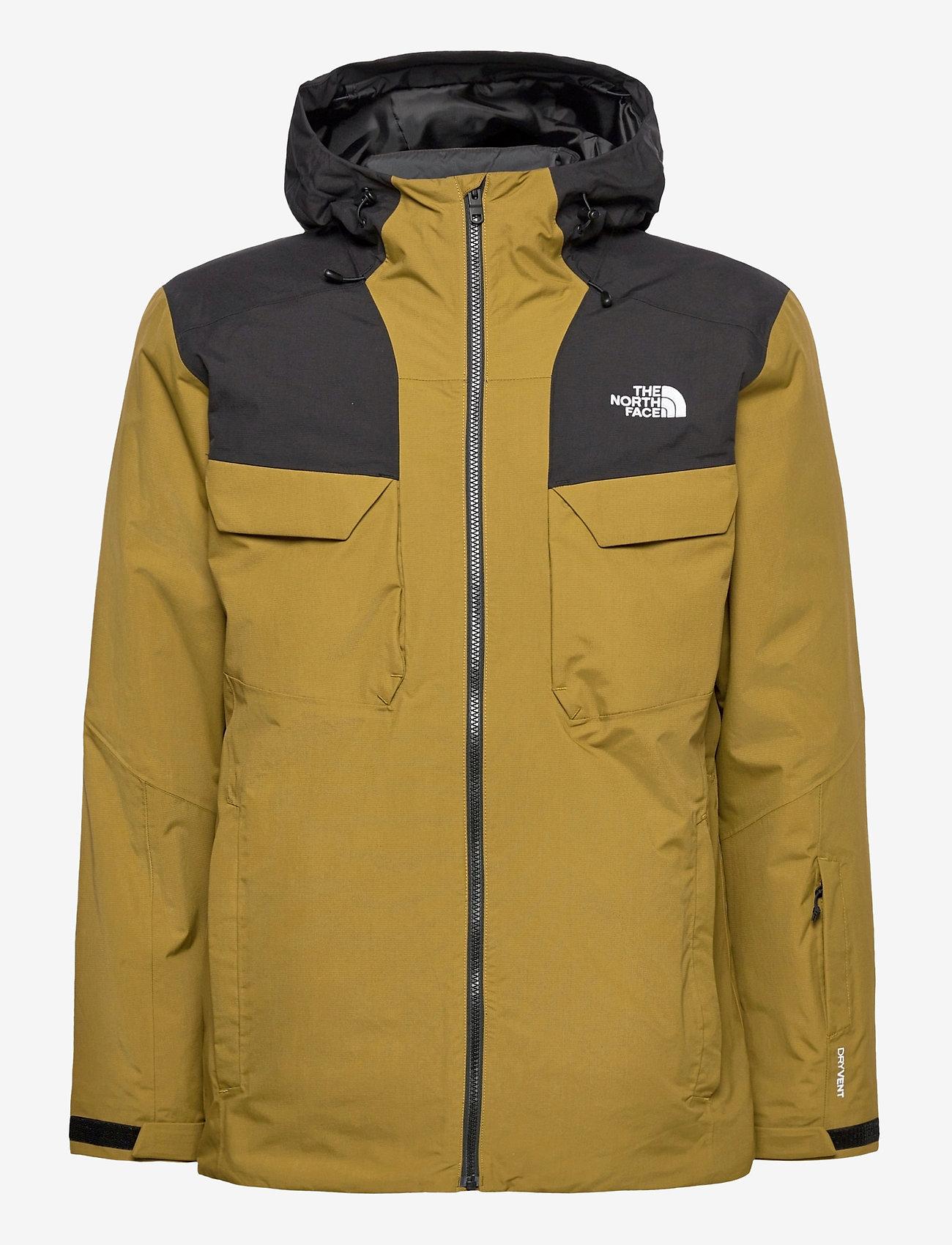 The North Face - M FOURBARREL TRI JKT - ski jassen - fir green/tnf black - 1