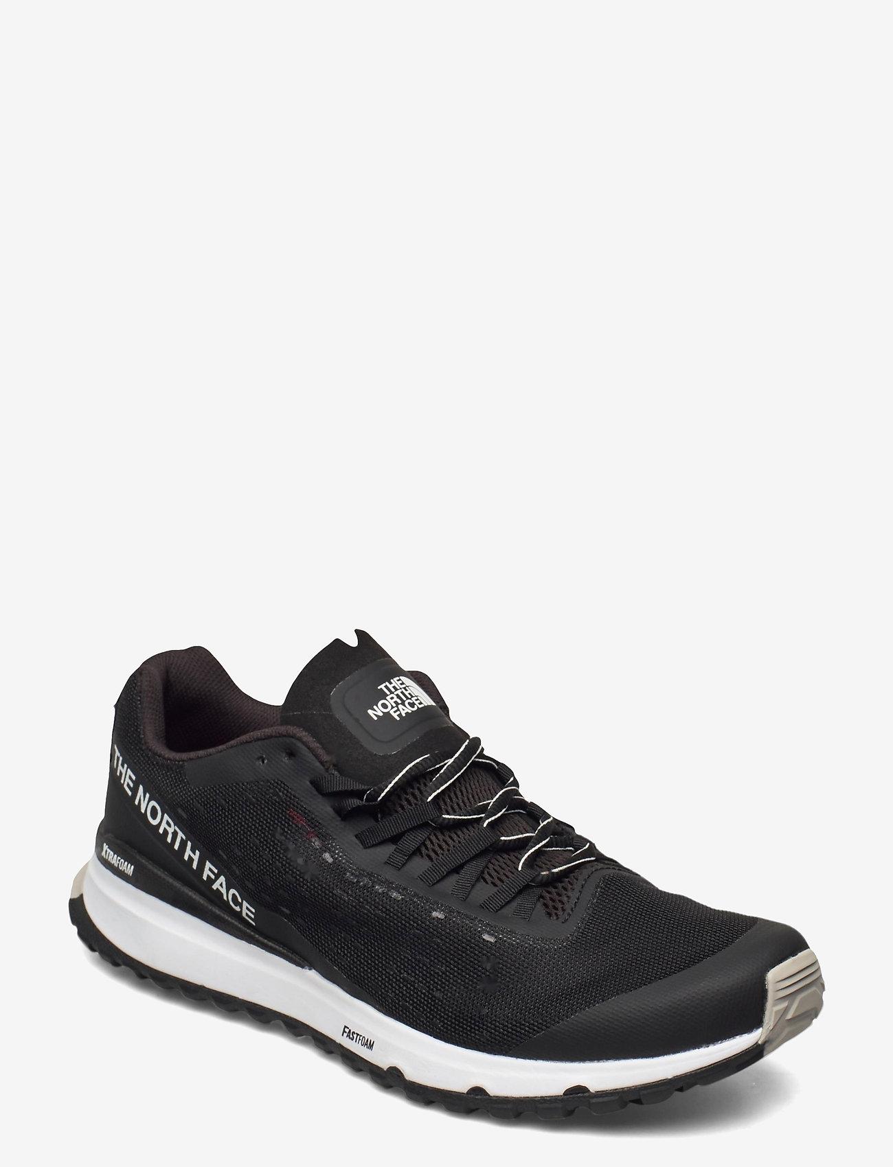 The North Face - M ULTRA SWIFT - chaussures de randonnée - tnf black/tnf white - 0