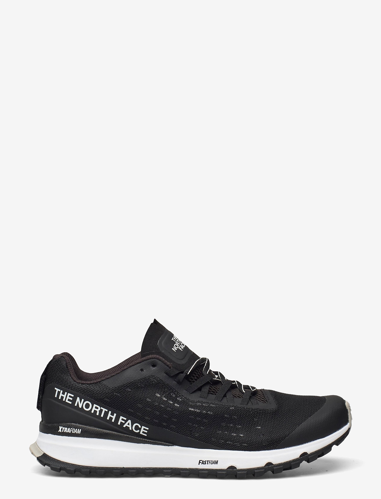 The North Face - M ULTRA SWIFT - chaussures de randonnée - tnf black/tnf white - 1