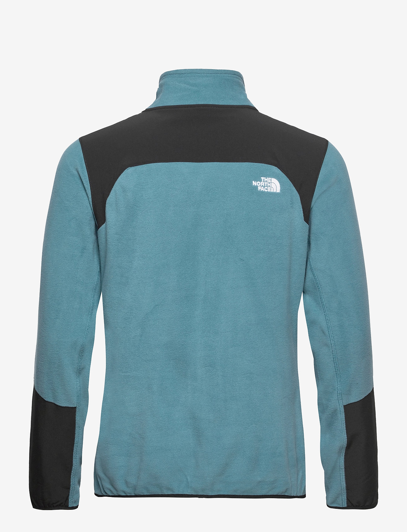The North Face - M GLACIER PRO FULL Z - mid layer jackets - mallard blue/tnf black - 1