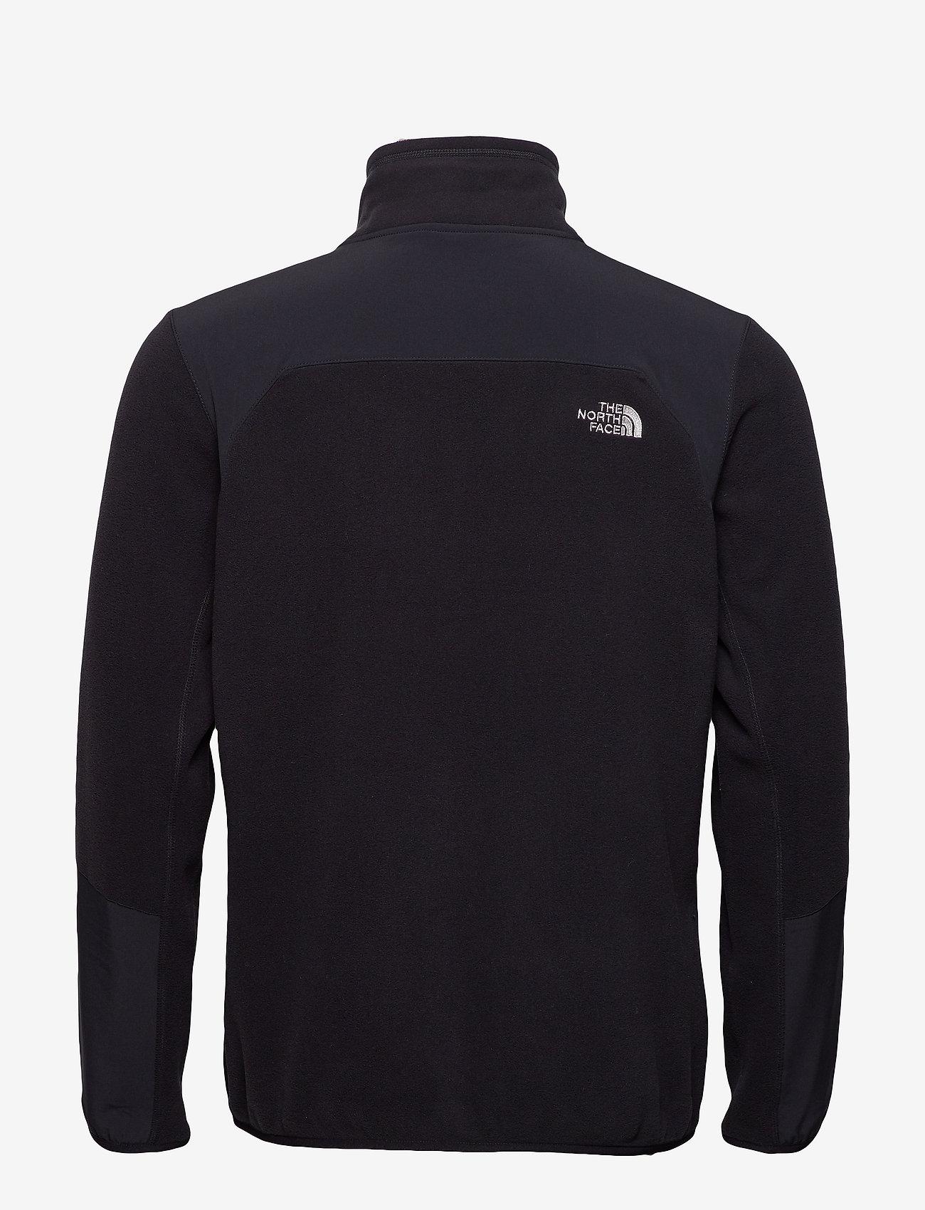 The North Face - M GLACIER PRO FULL Z - fleece - tnf black-tnf black - 1