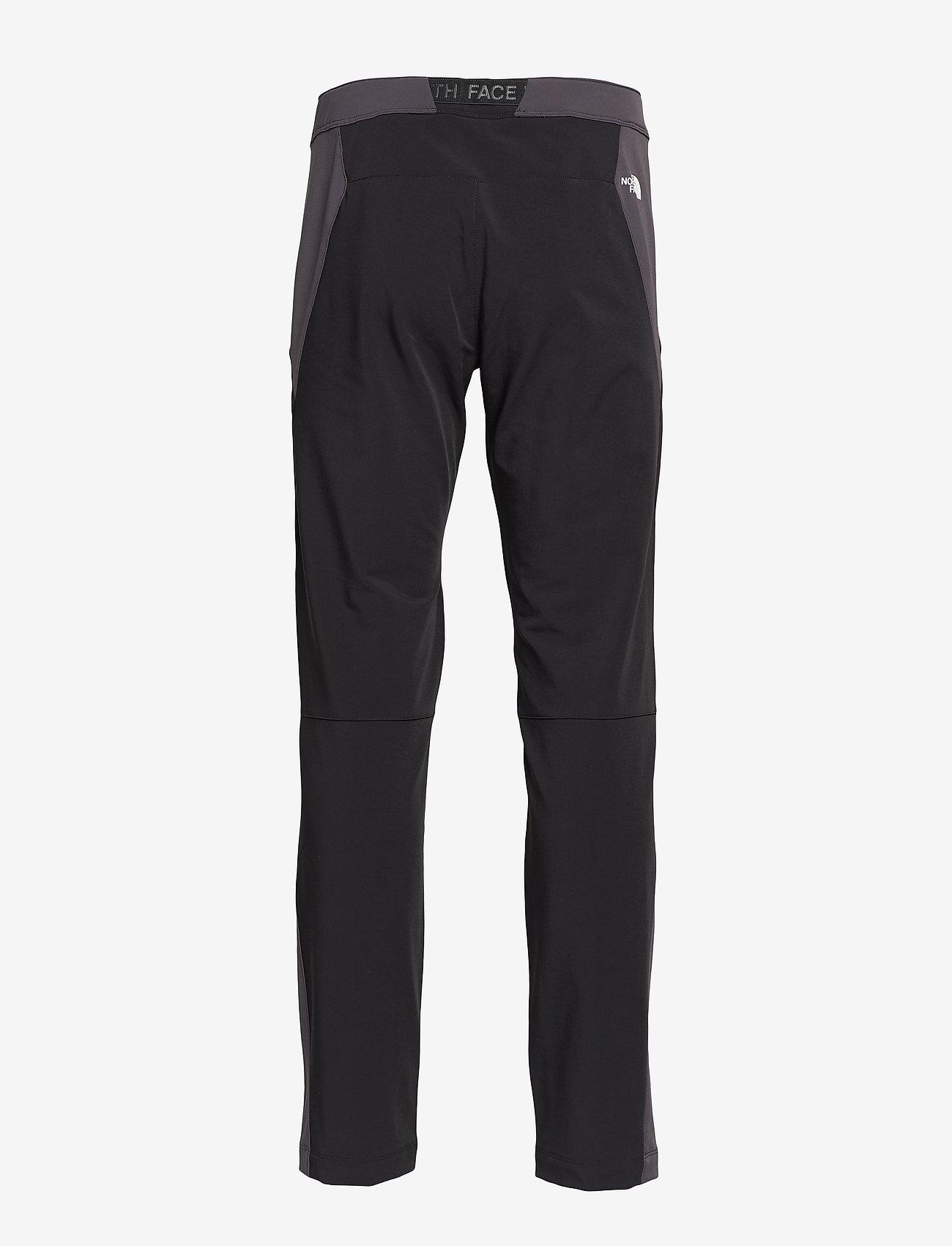 The North Face - M DIABLO II PANT - softshell pants - tnf black/acous - 1