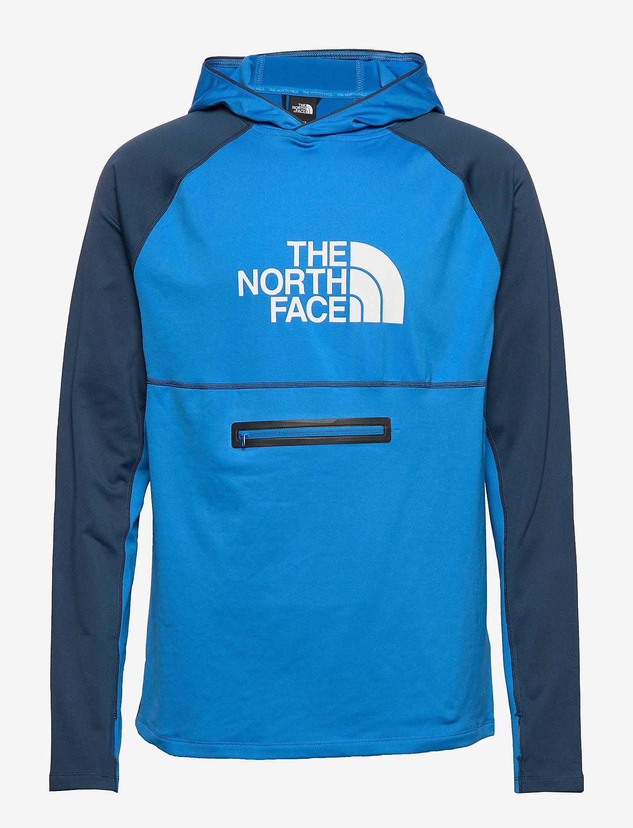 The North Face - M VARUNA HD - vestes couche intermédiaire - clrlkbl/blwngtl - 0