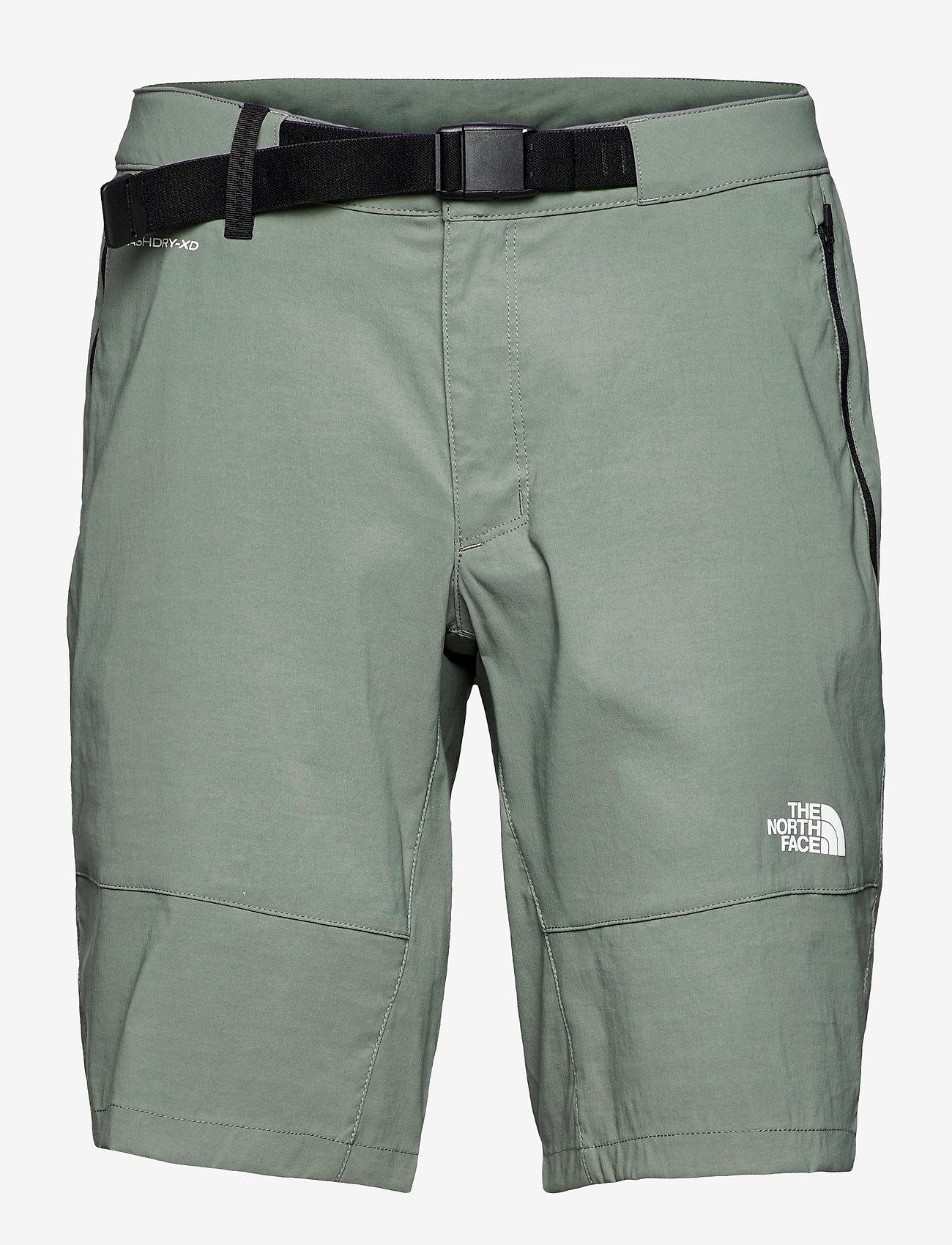 The North Face - M LIGHTNING SHT - wandel korte broek - agave green - 0