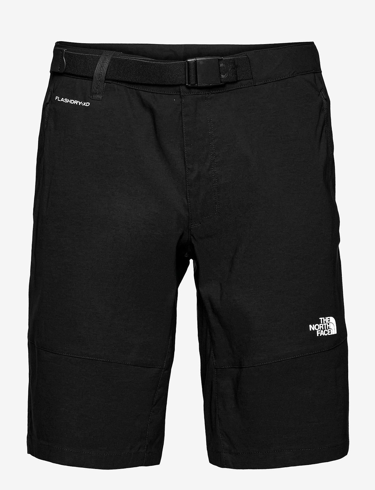 The North Face - M LIGHTNING SHT - tights & shorts - tnf black - 0