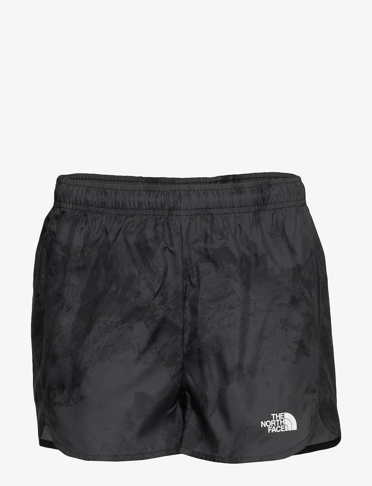 The North Face - W AT RUN SHORT - spodenki treningowe - asphgybckyvlypt - 0