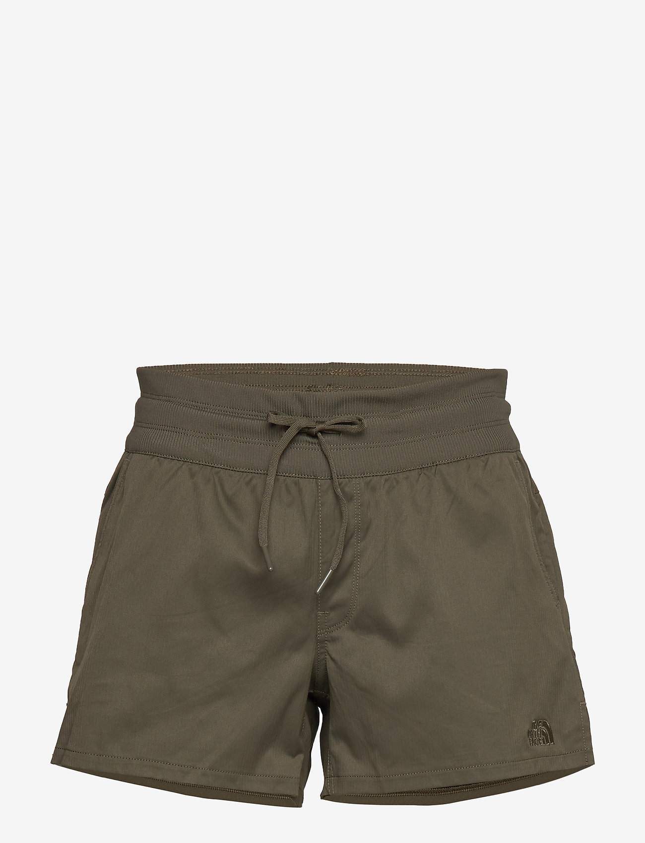 The North Face - W APHRO MOTN SHORT - short de randonnée - new taupe green - 0
