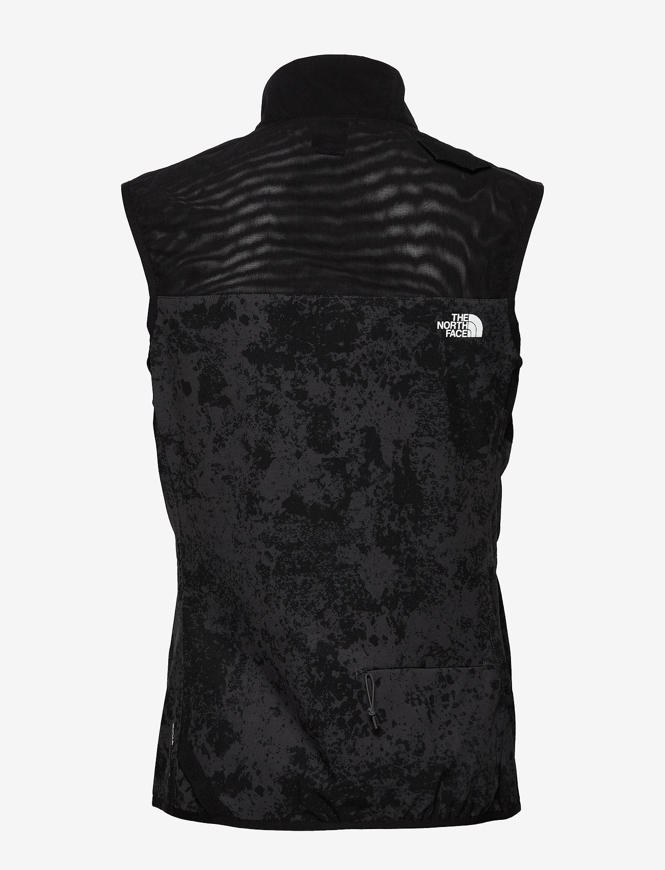 The North Face - M VARUNA VEST - softshell jackets - asphtgygrungept - 1