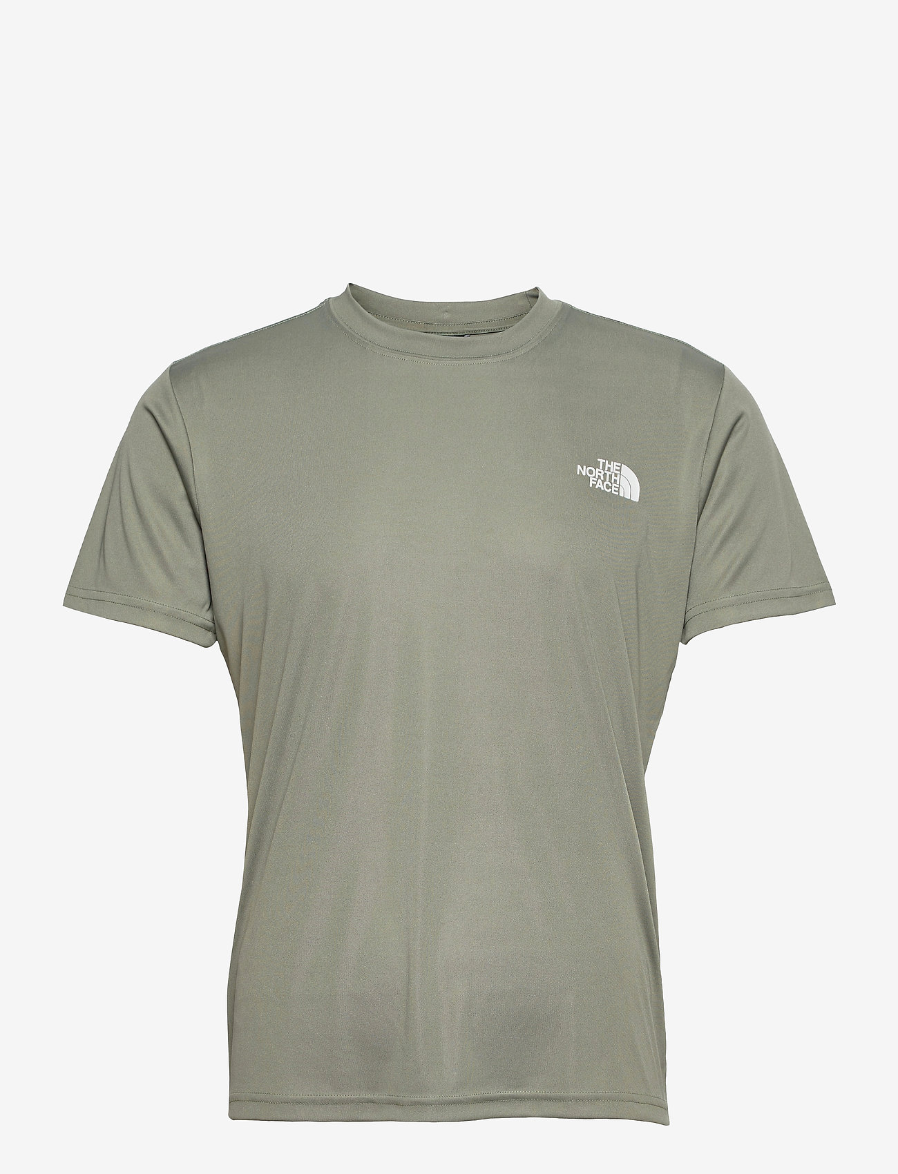 The North Face - M REAXION RED BOX TE - t-shirts à manches courtes - agave green - 0