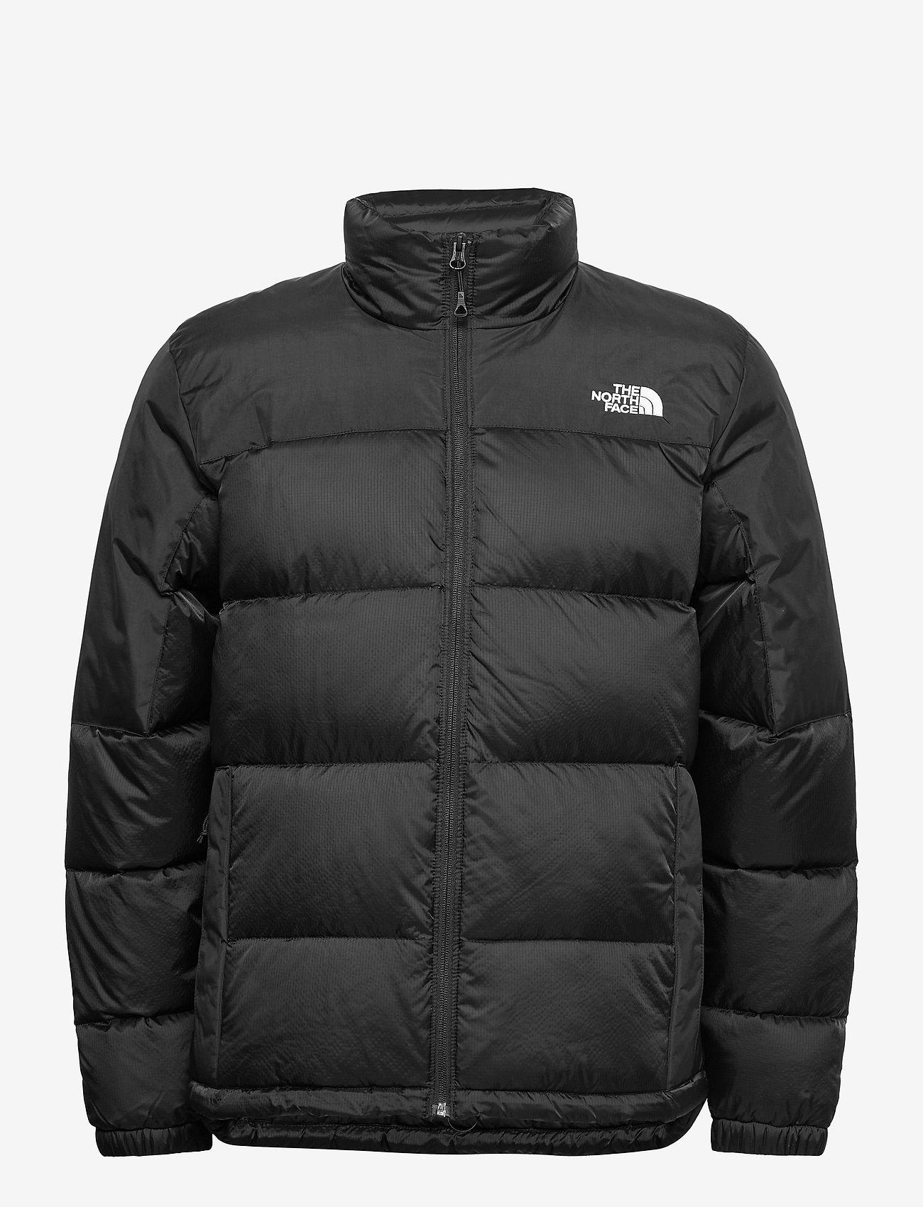 The North Face - M DIABLO DWN JKT - vestes matelassées - tnf black-tnf black - 0
