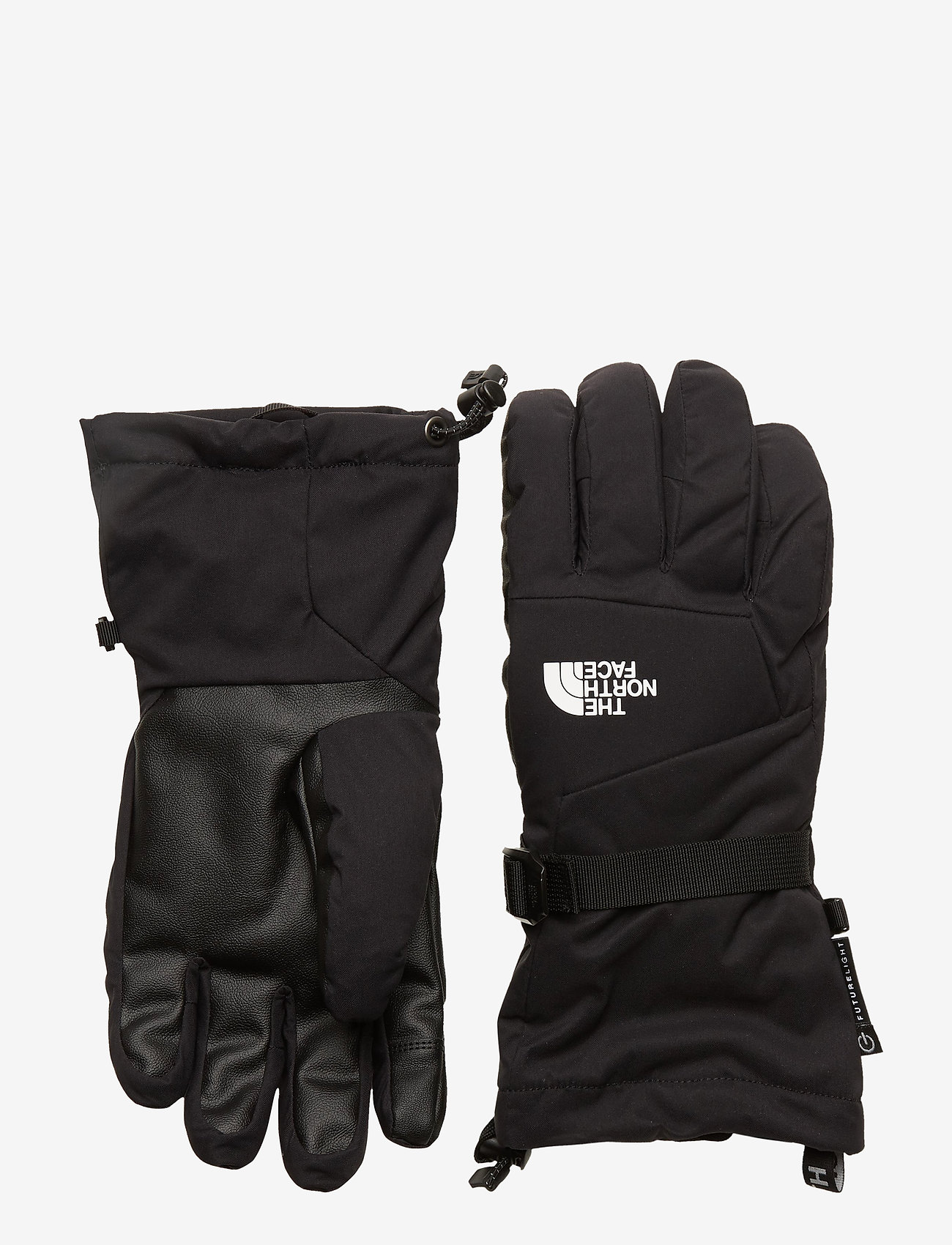 The North Face - M MONTANA FL ETIP GL - accessories - tnf black - 0