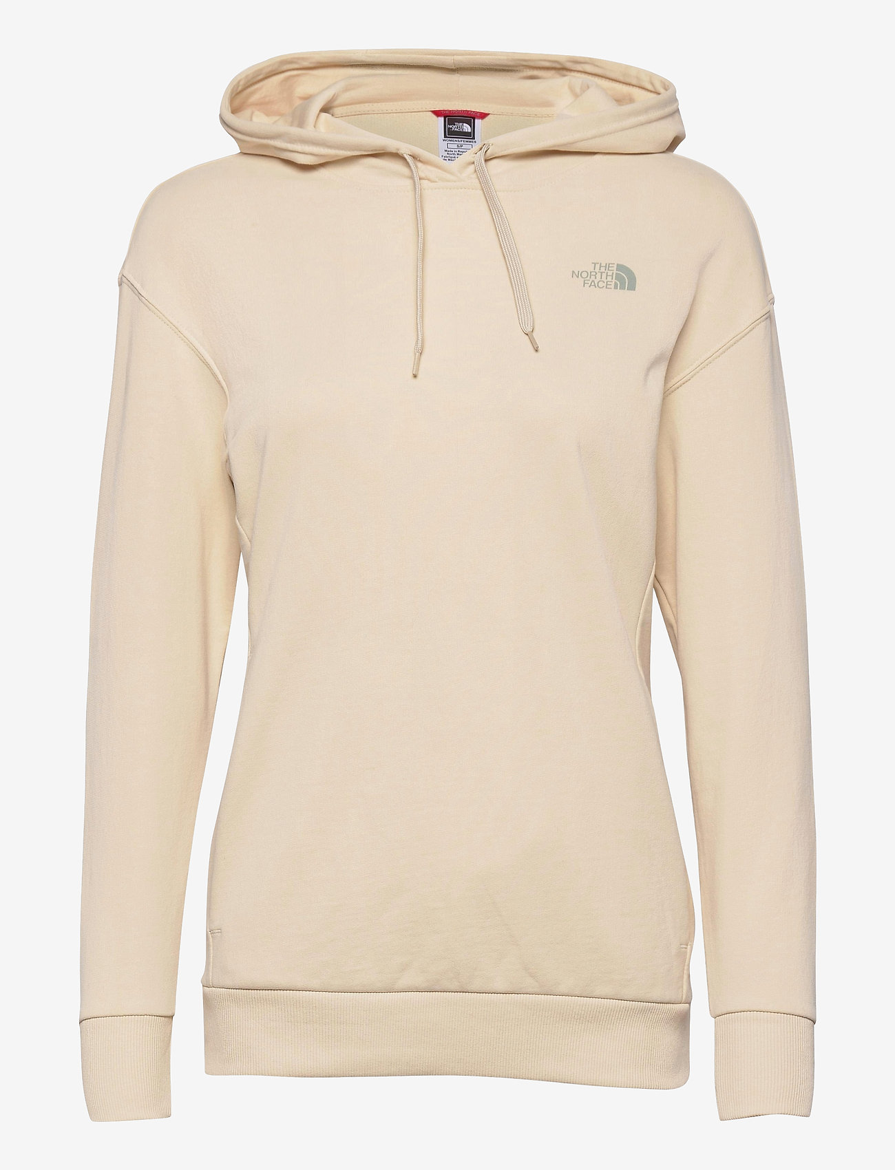 The North Face - W PUD HOODIE - hættetrøjer - bleached sand - 0