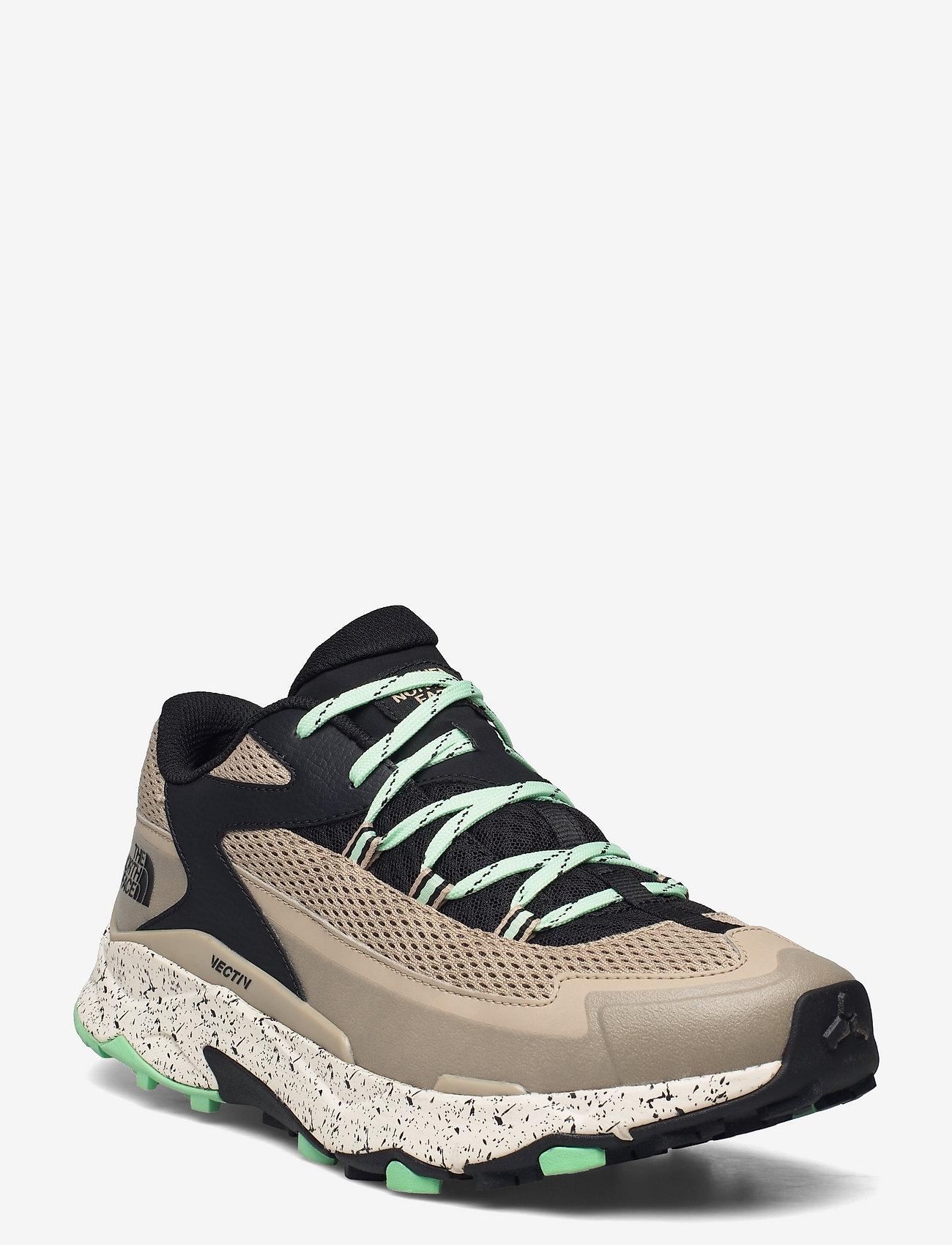The North Face - M VECTIV TARAVAL - chaussures de randonnée - flax/tnf black - 0