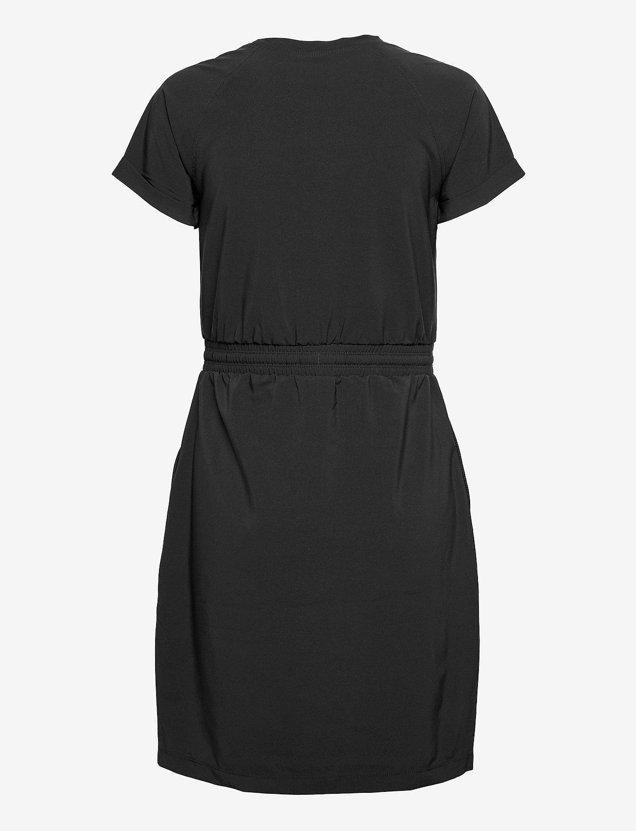 The North Face - W NSW DRESS - sommerkjoler - tnf black - 1