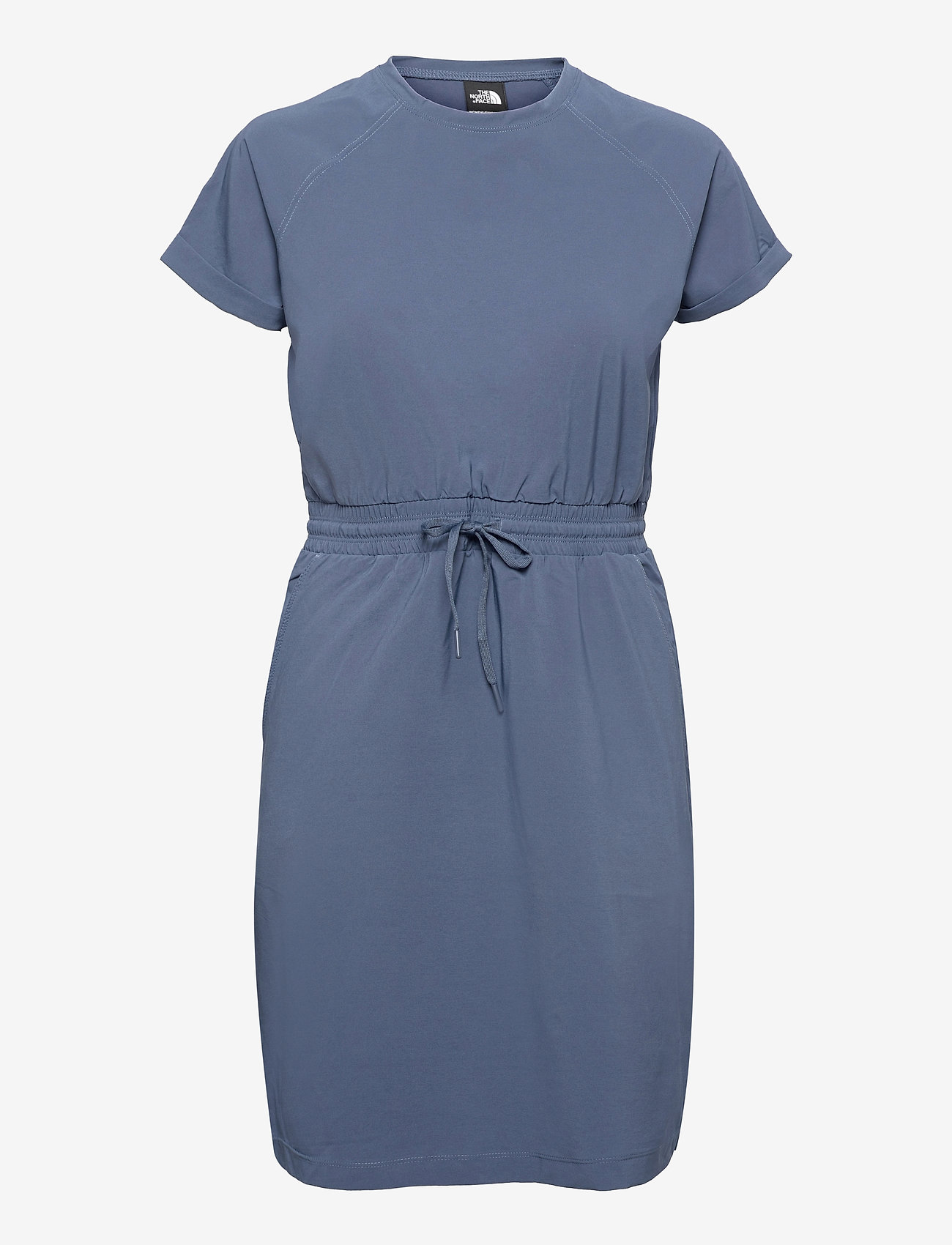 The North Face - W NSW DRESS - sommerkjoler - vintage indigo - 0