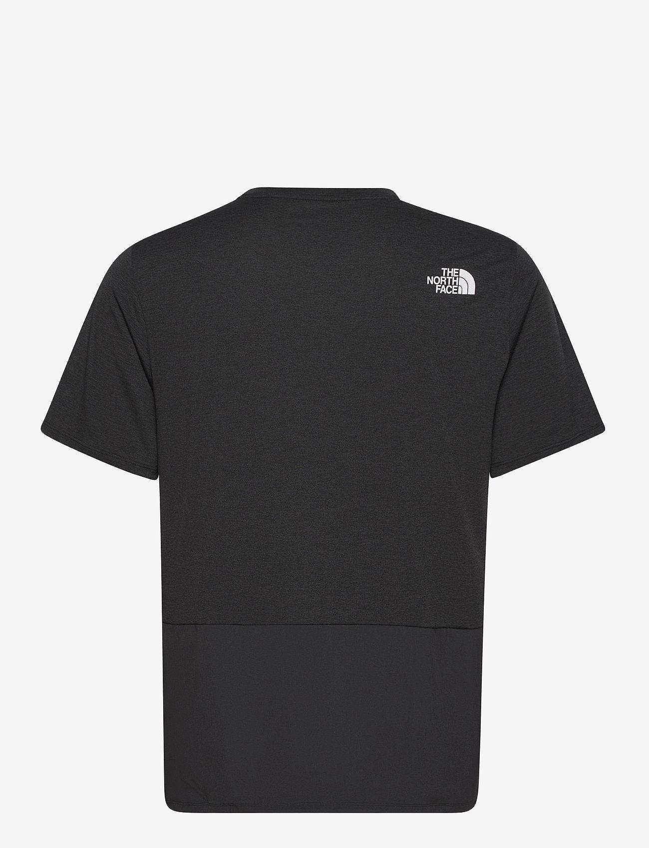 The North Face - M BRIDGER S/S - t-shirts - asphalt grey heather - 1