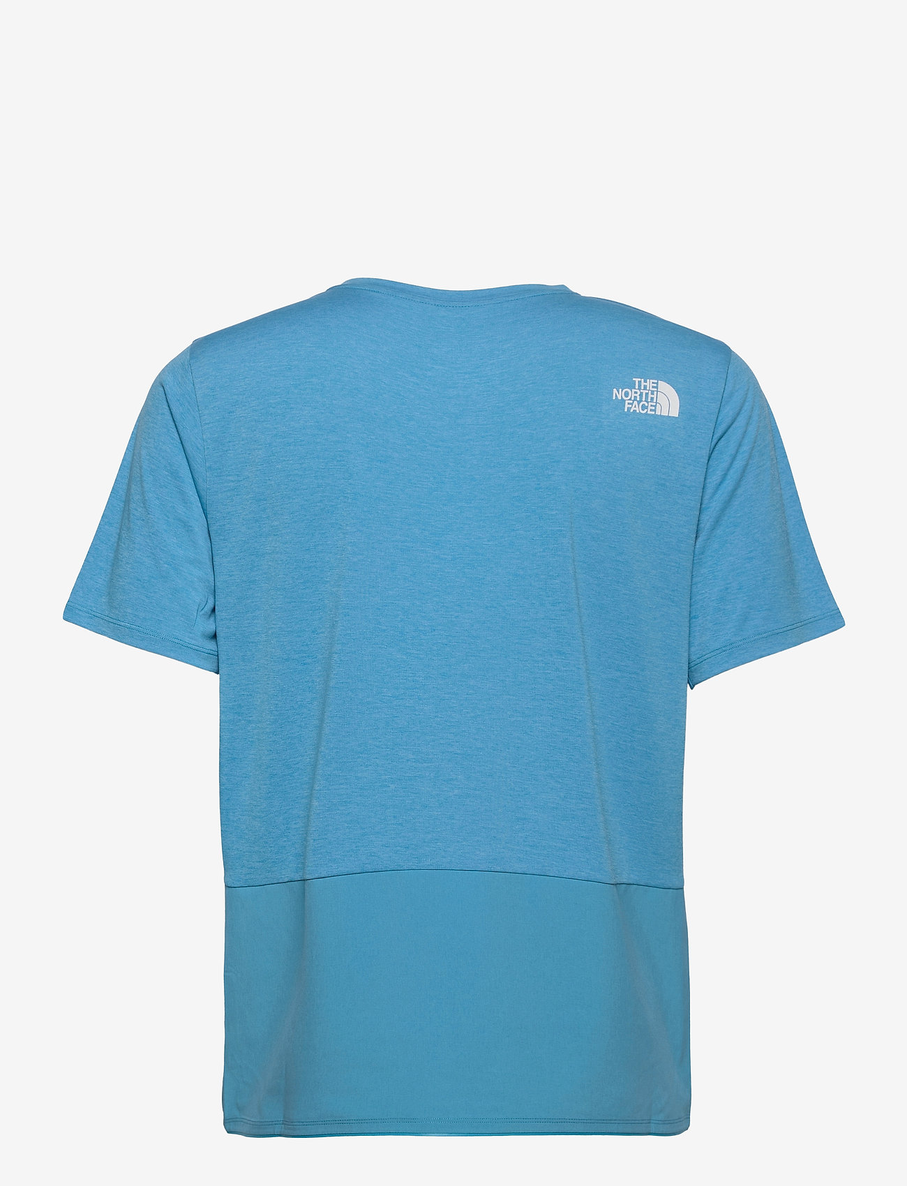 The North Face - M BRIDGER S/S - t-shirts - meridian blue heather - 1