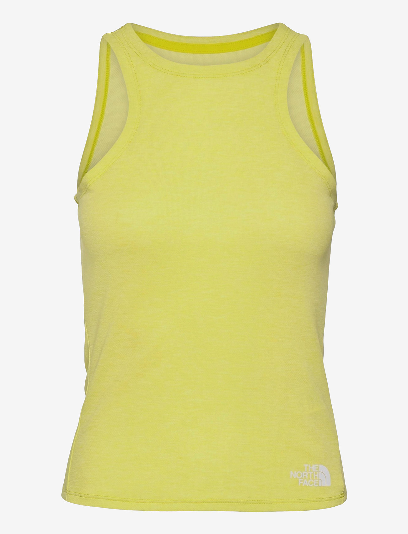 The North Face - W VYRTUE TANK - tank tops - sulphur spring green heather - 0