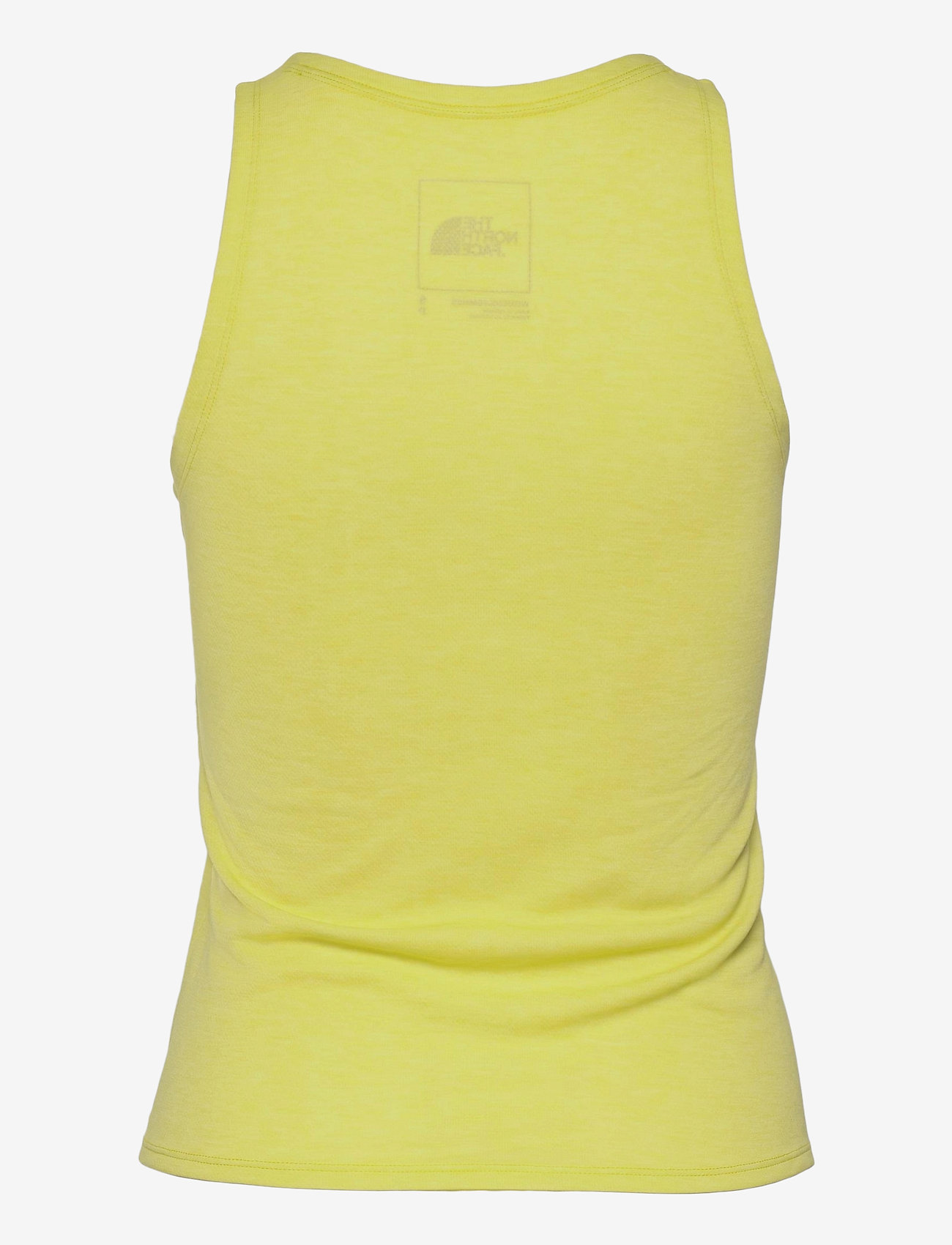 The North Face - W VYRTUE TANK - tank tops - sulphur spring green heather - 1
