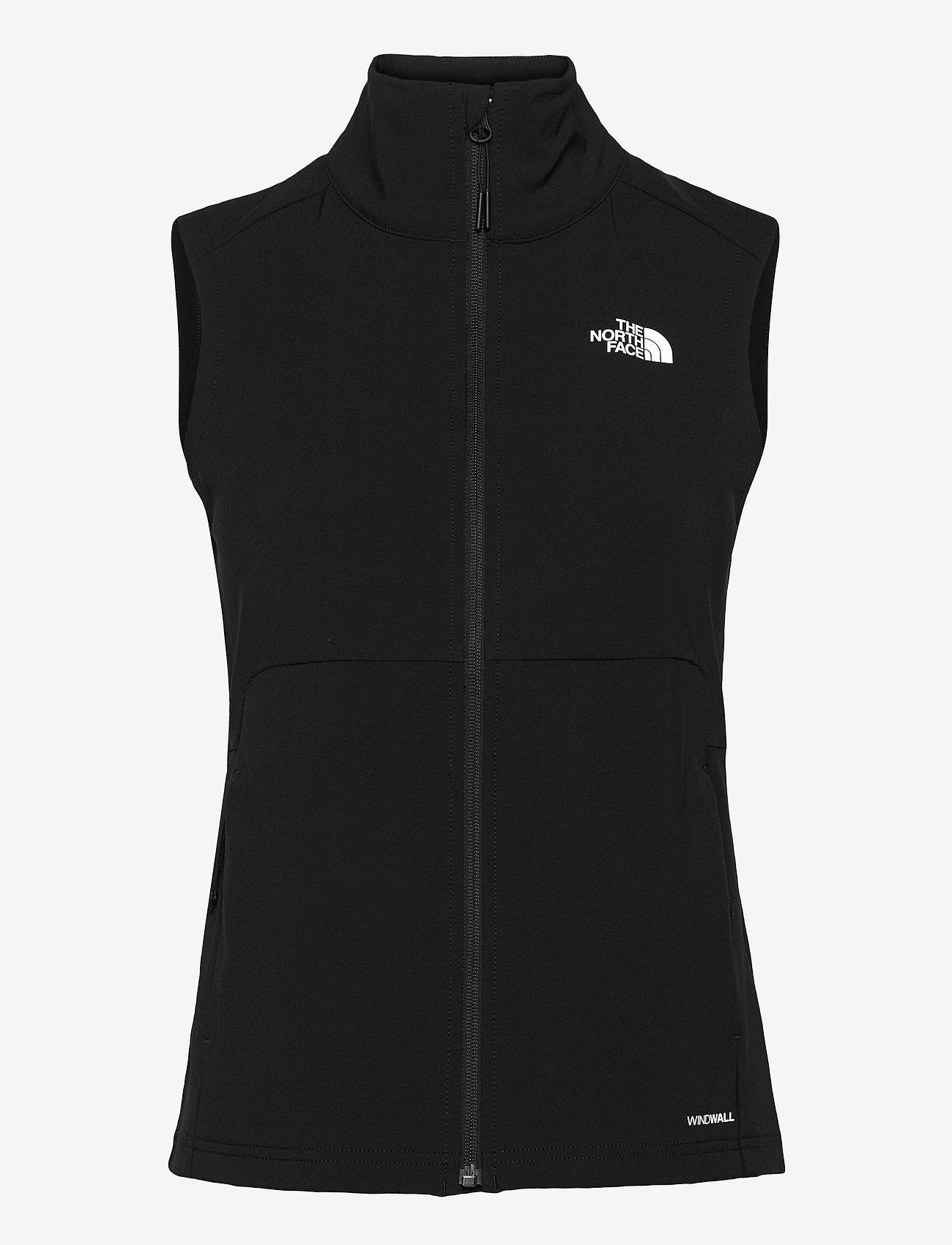 The North Face - W APEX NIMBLE VEST - puffer vests - tnf black - 0