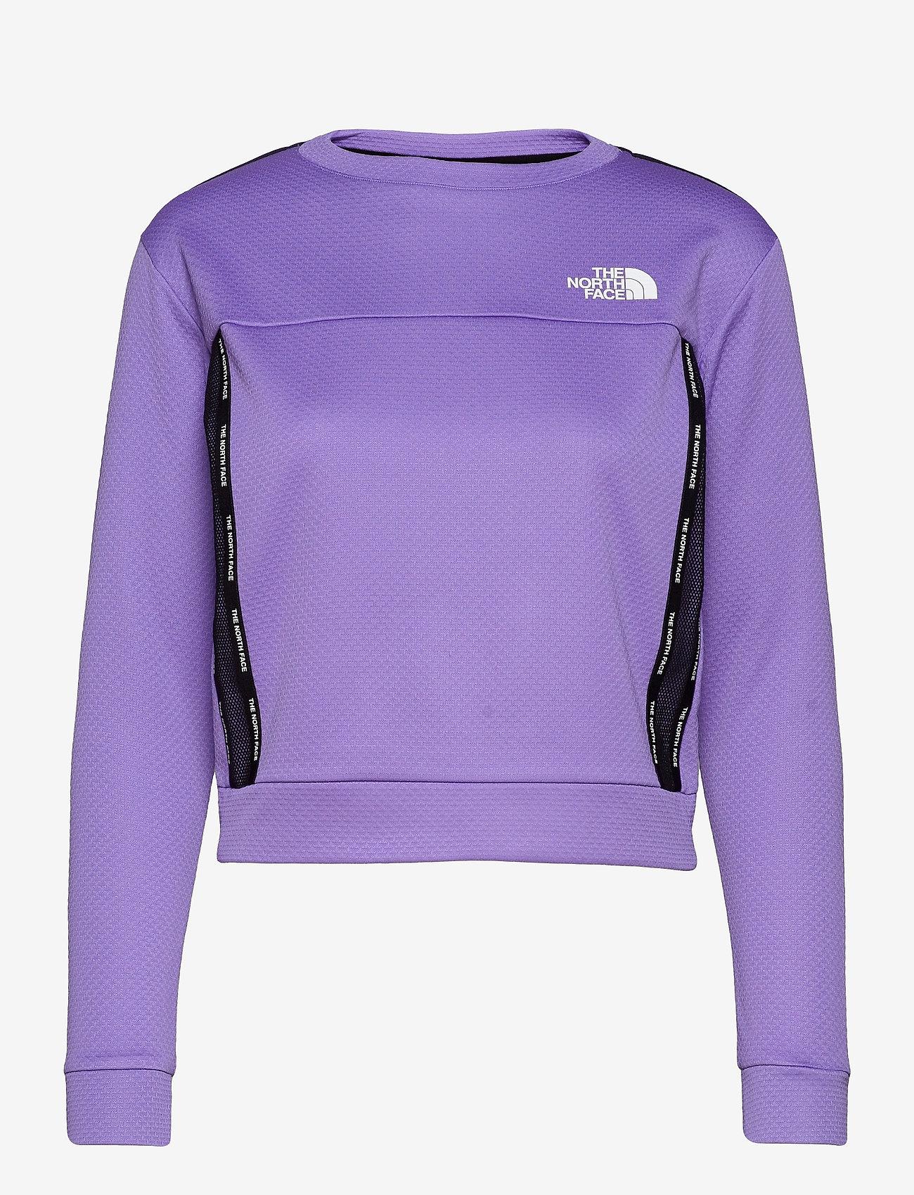 The North Face - W MA PULLOVER - EU - fleece - pop purple - 0