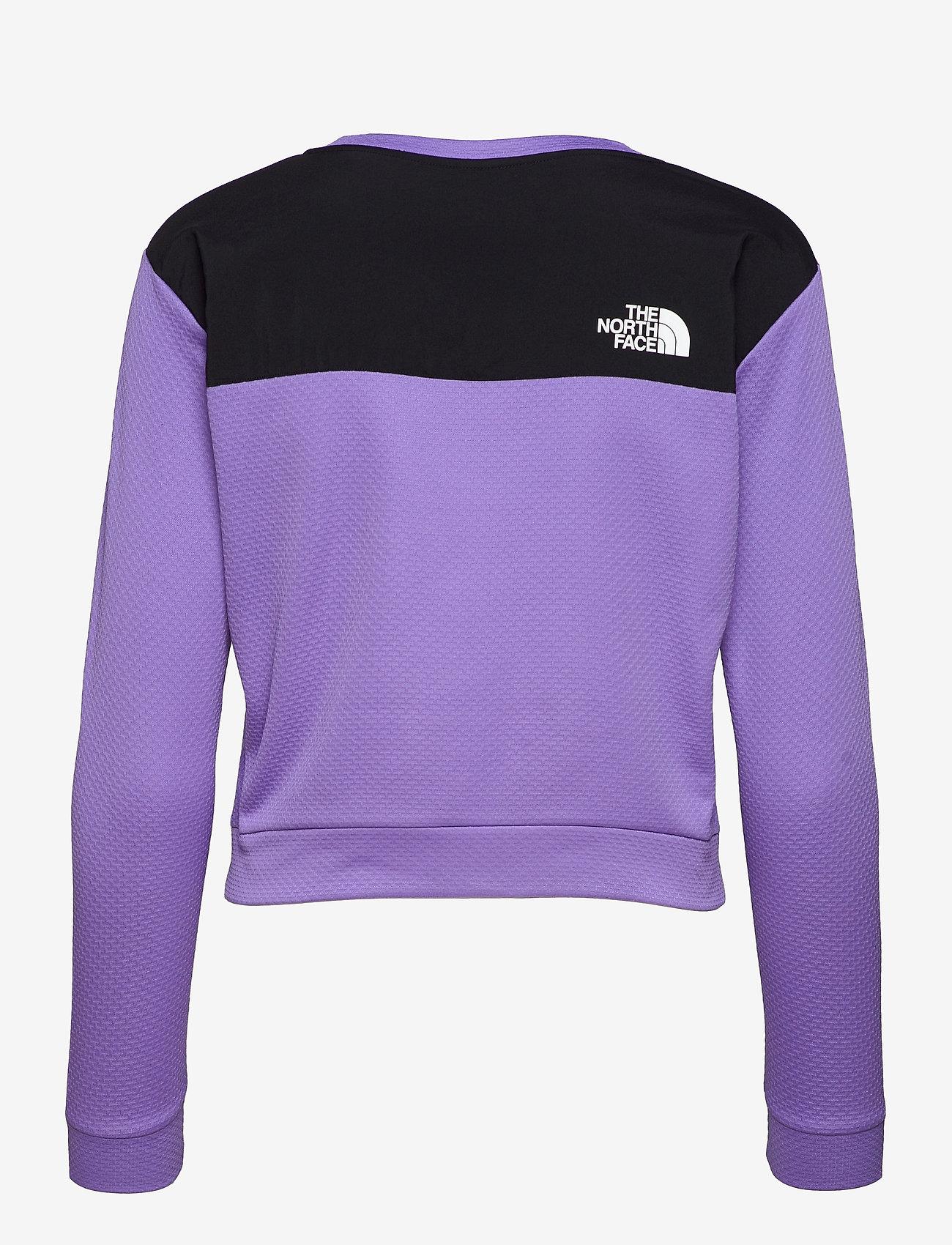 The North Face - W MA PULLOVER - EU - fleece - pop purple - 1
