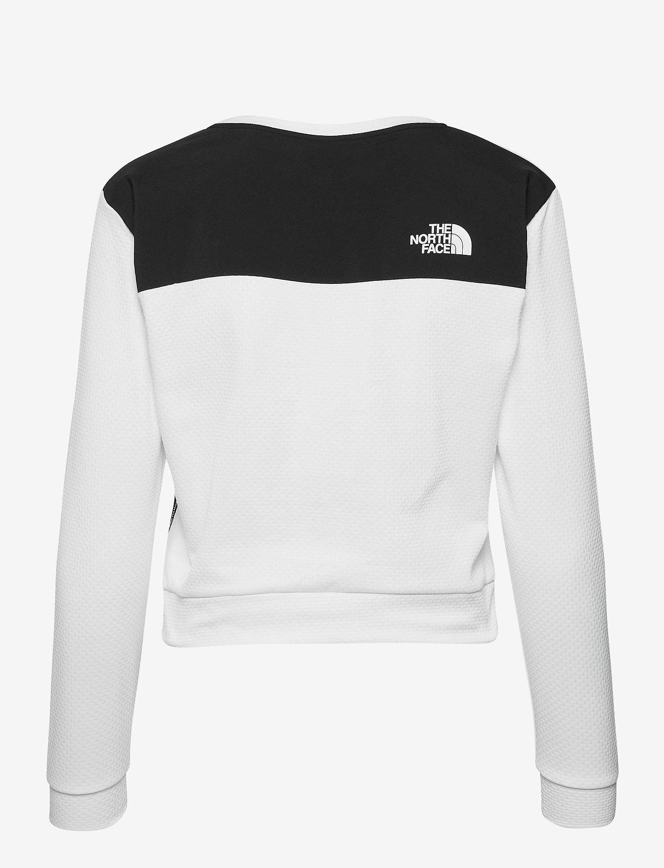 The North Face - W MA PULLOVER - EU - fleece - tnf white - 1