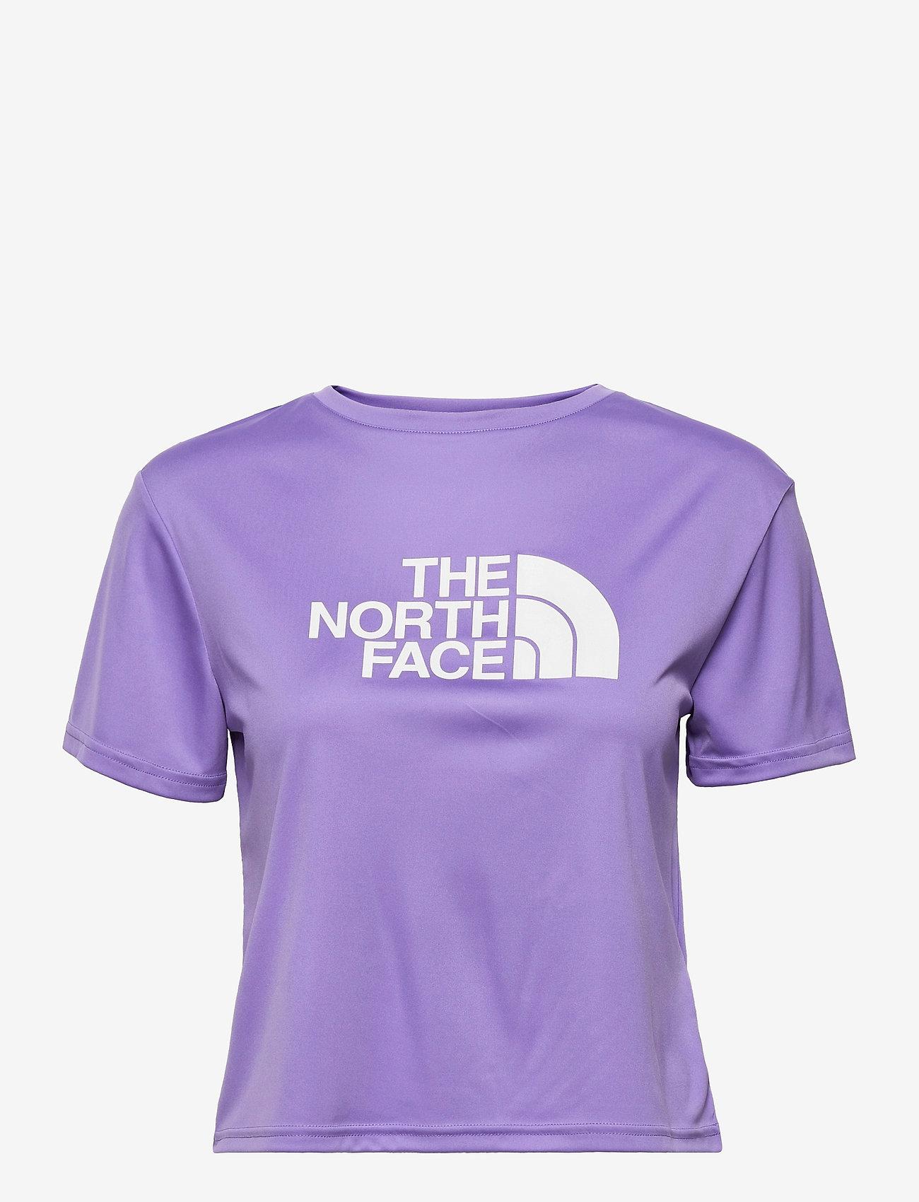 The North Face - W MA TEE - EU - t-shirts - pop purple - 0