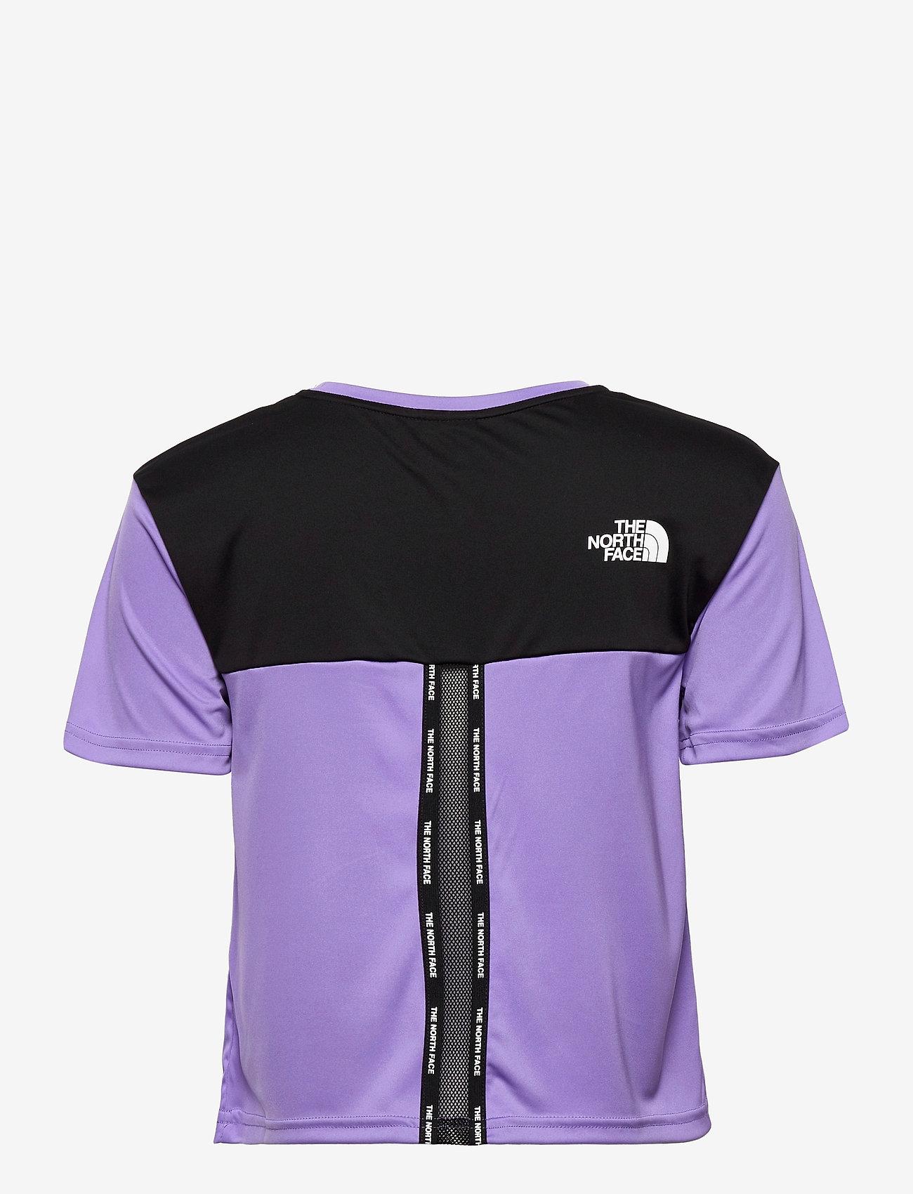 The North Face - W MA TEE - EU - t-shirts - pop purple - 1