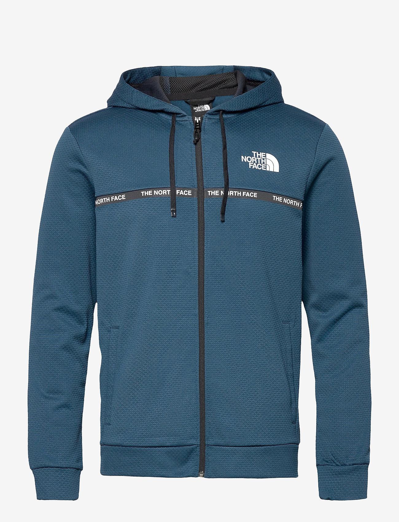 The North Face - M MA OVERLAY JKT - vestes d'extérieur et de pluie - monterey blue - 0