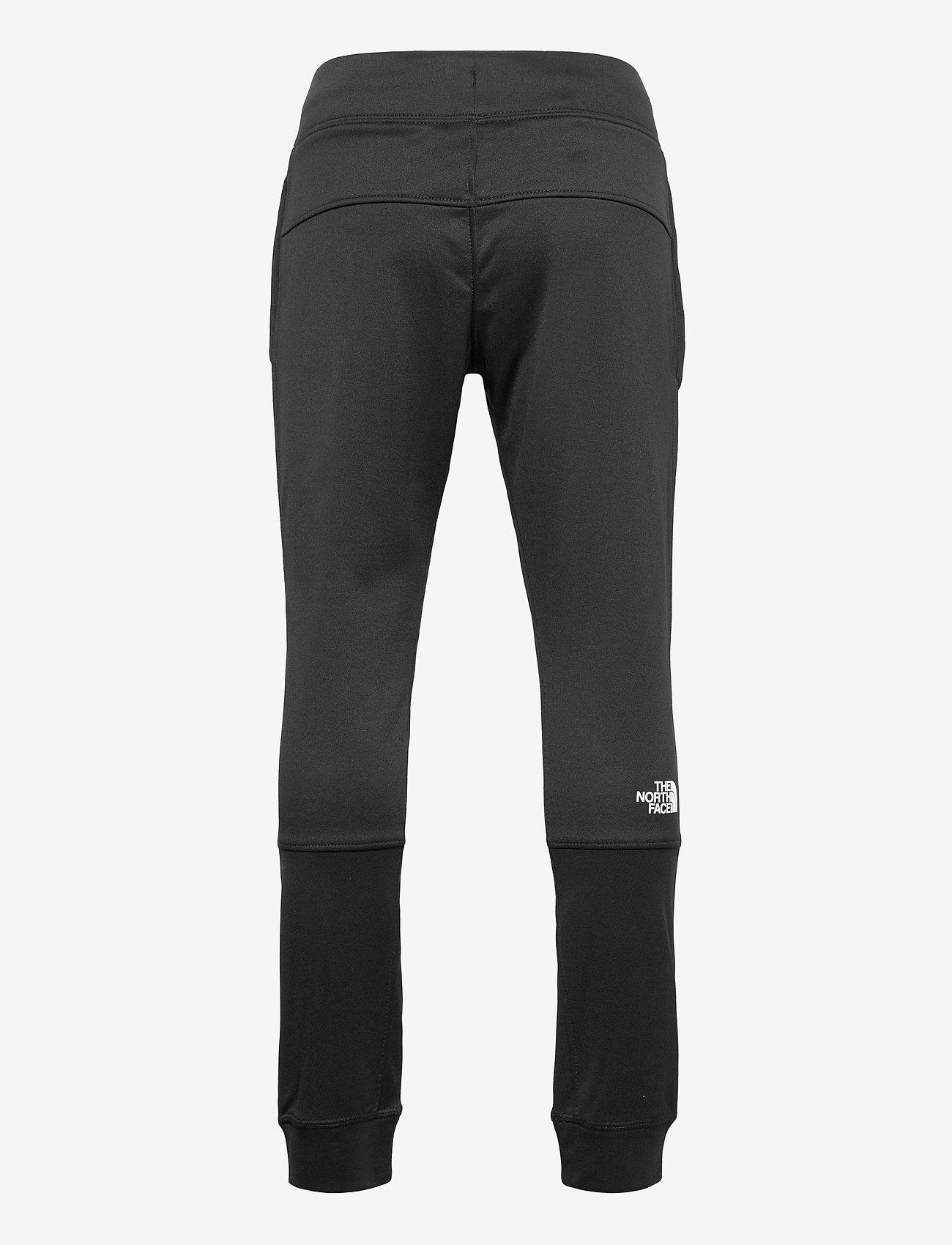 The North Face - Y SURGENT PANT - wandelbroeken - tnf black - 1