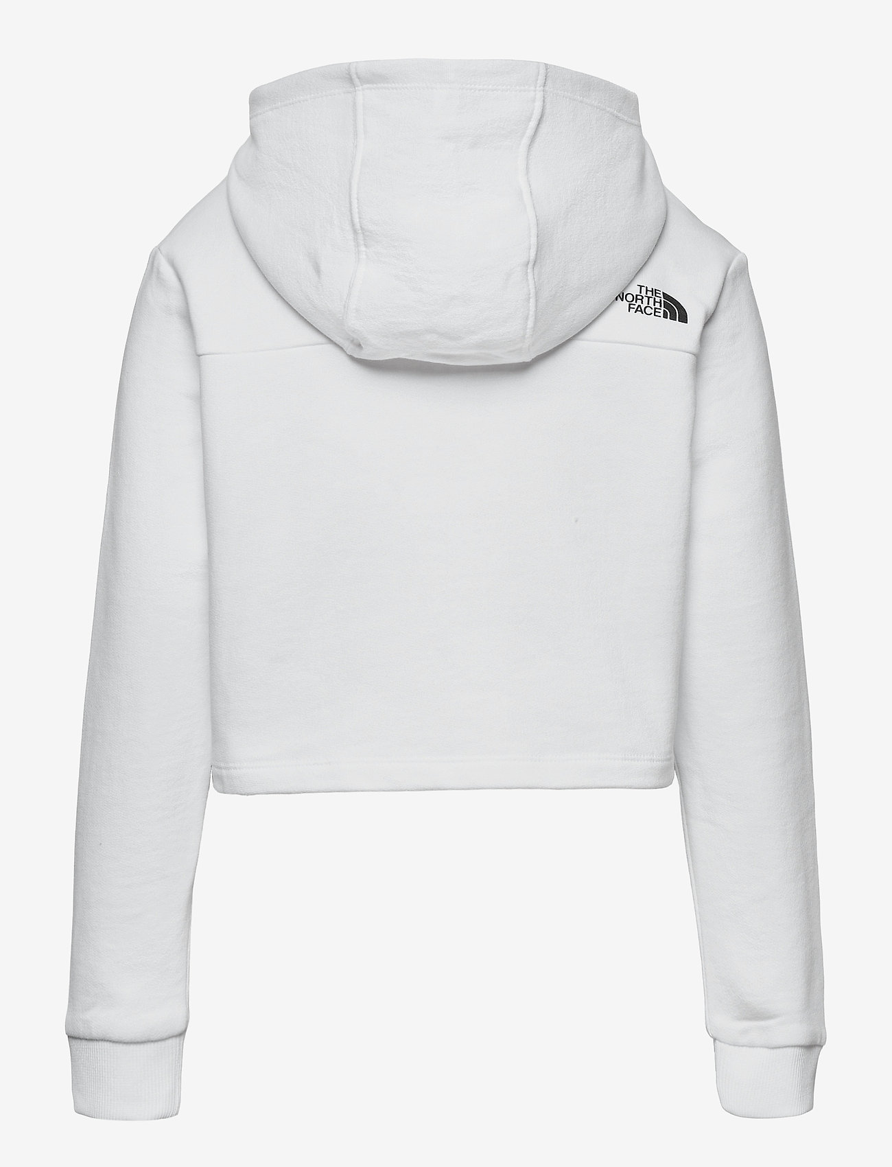 The North Face - G DREW PEAK CROPPED P/O HOODIE - hoodies - tnf white - 1