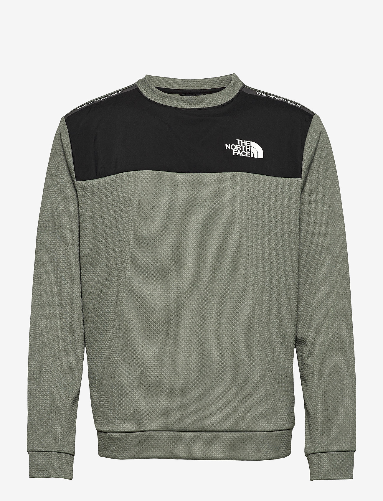 The North Face - M MA CREW - sweats basiques - agave green - 0