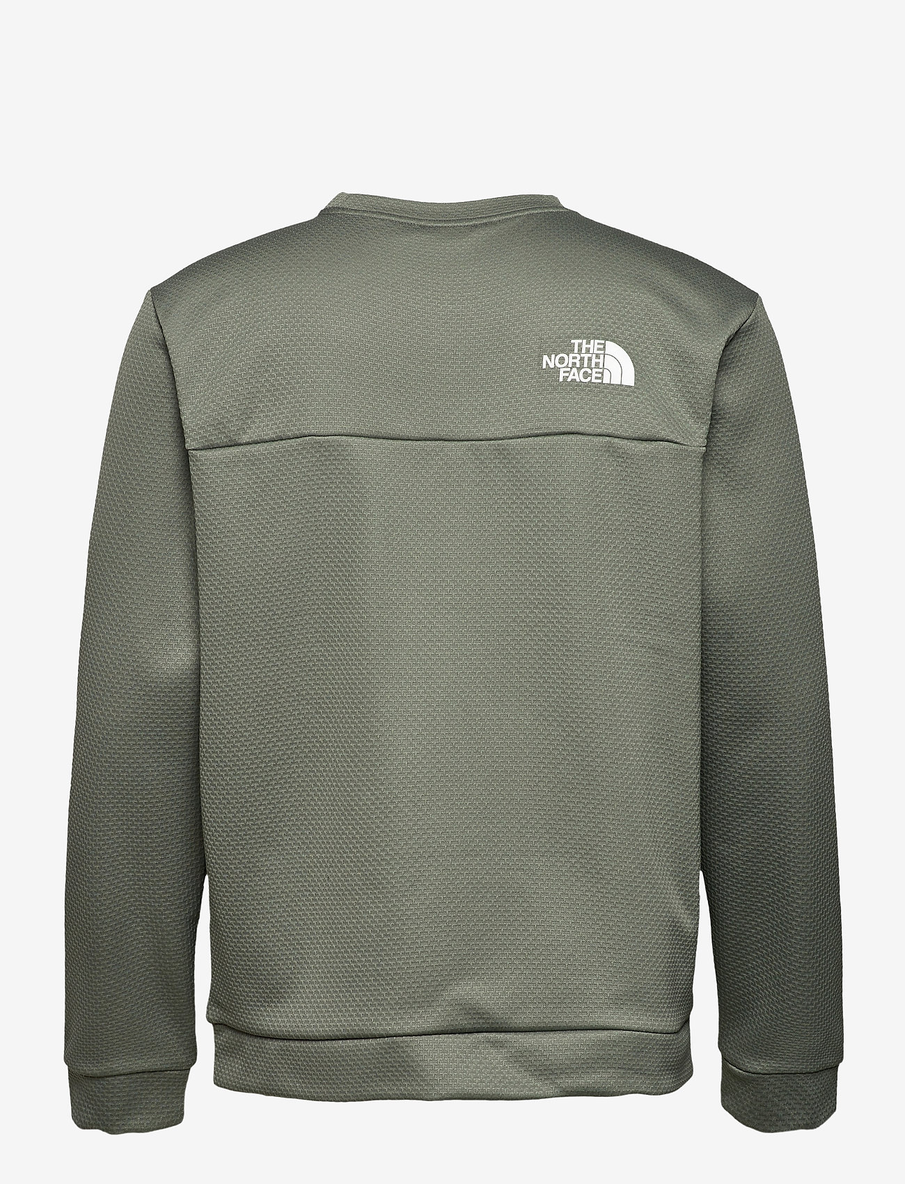The North Face - M MA CREW - sweats basiques - agave green - 1